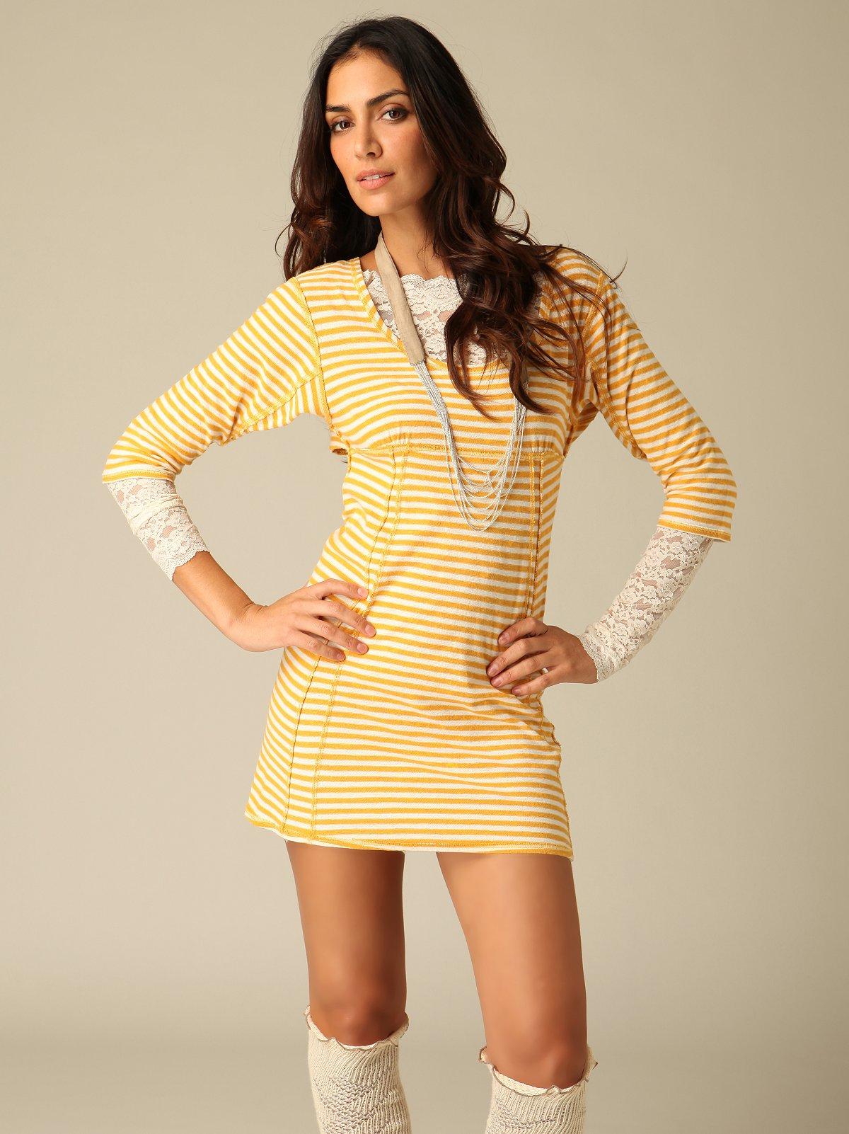 We The Free Stripe Dress