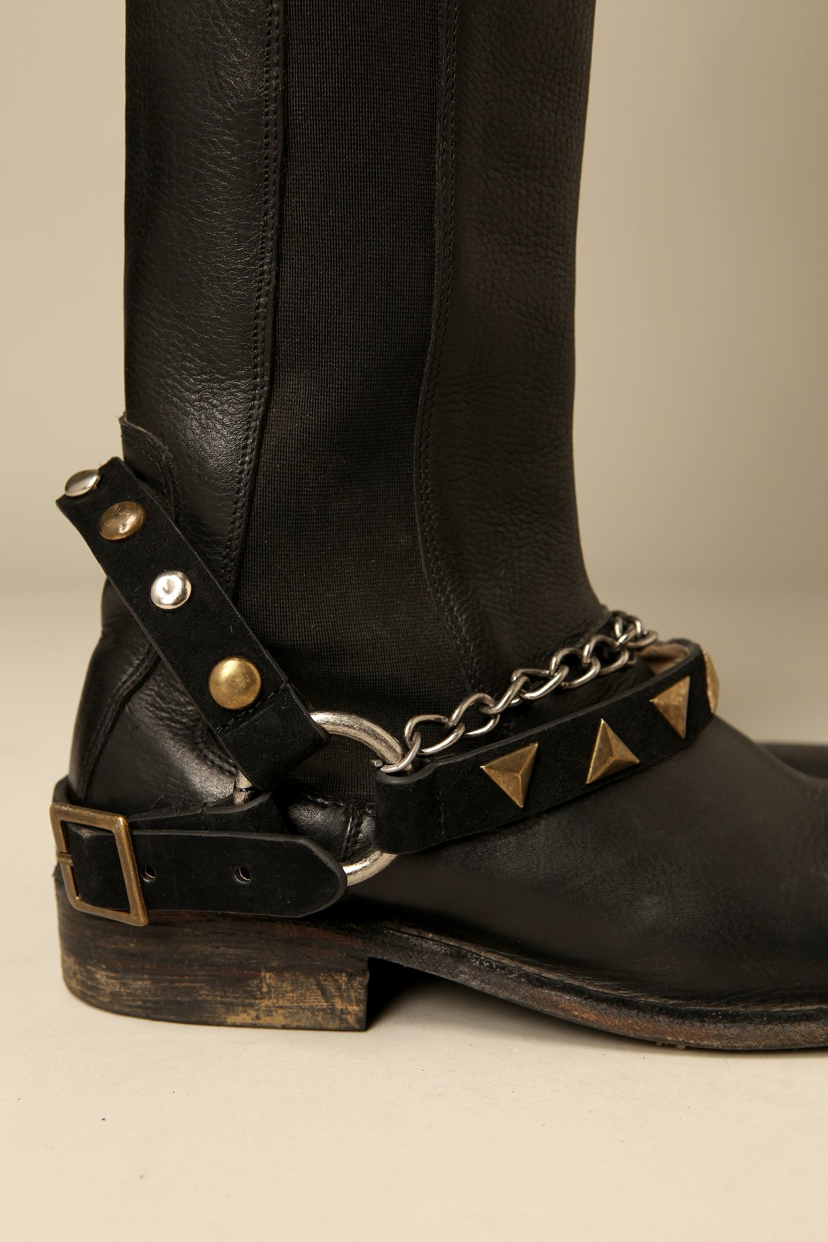 Outlaw Boot Straps