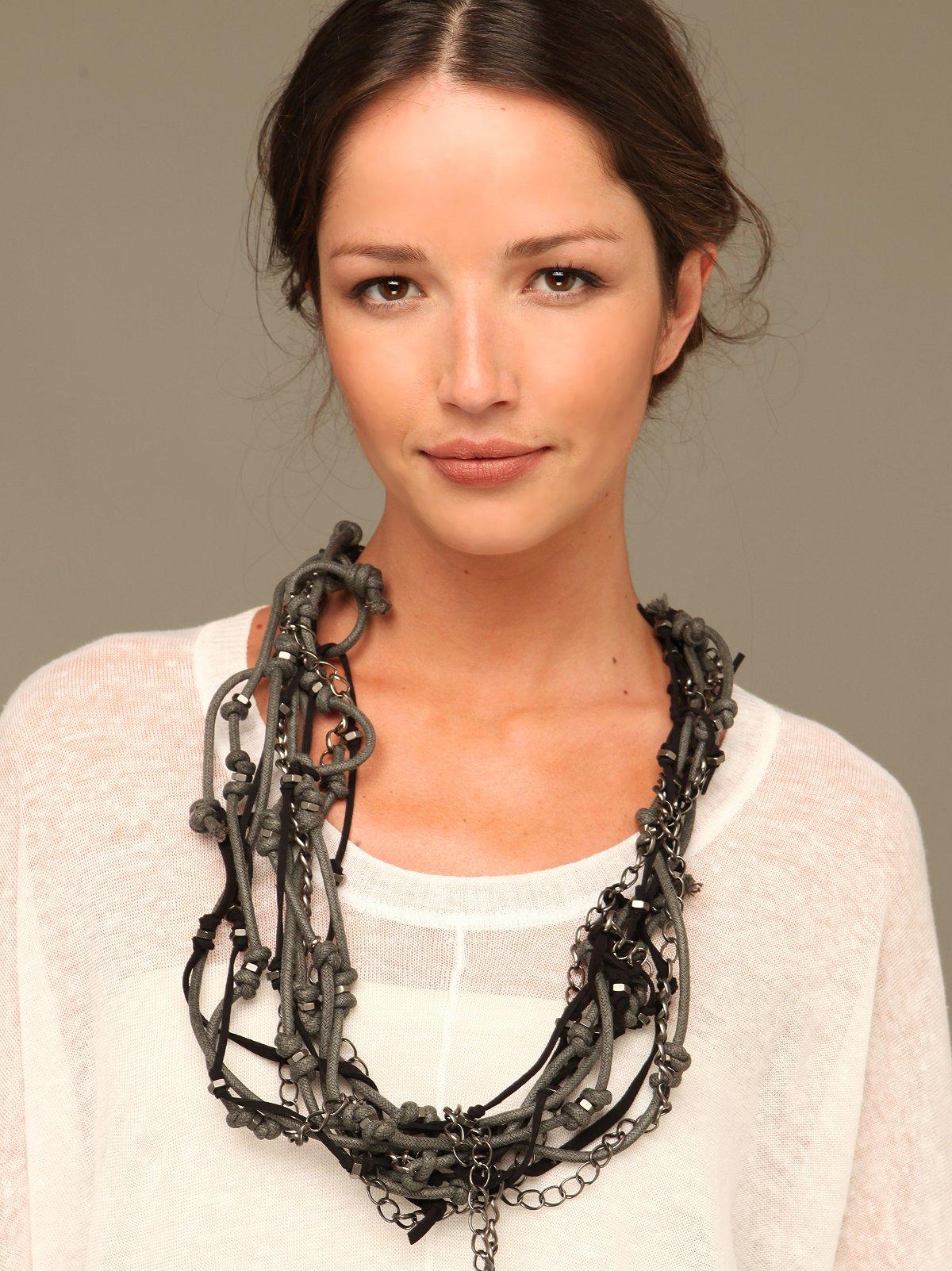 Stranded Hardware Necklace