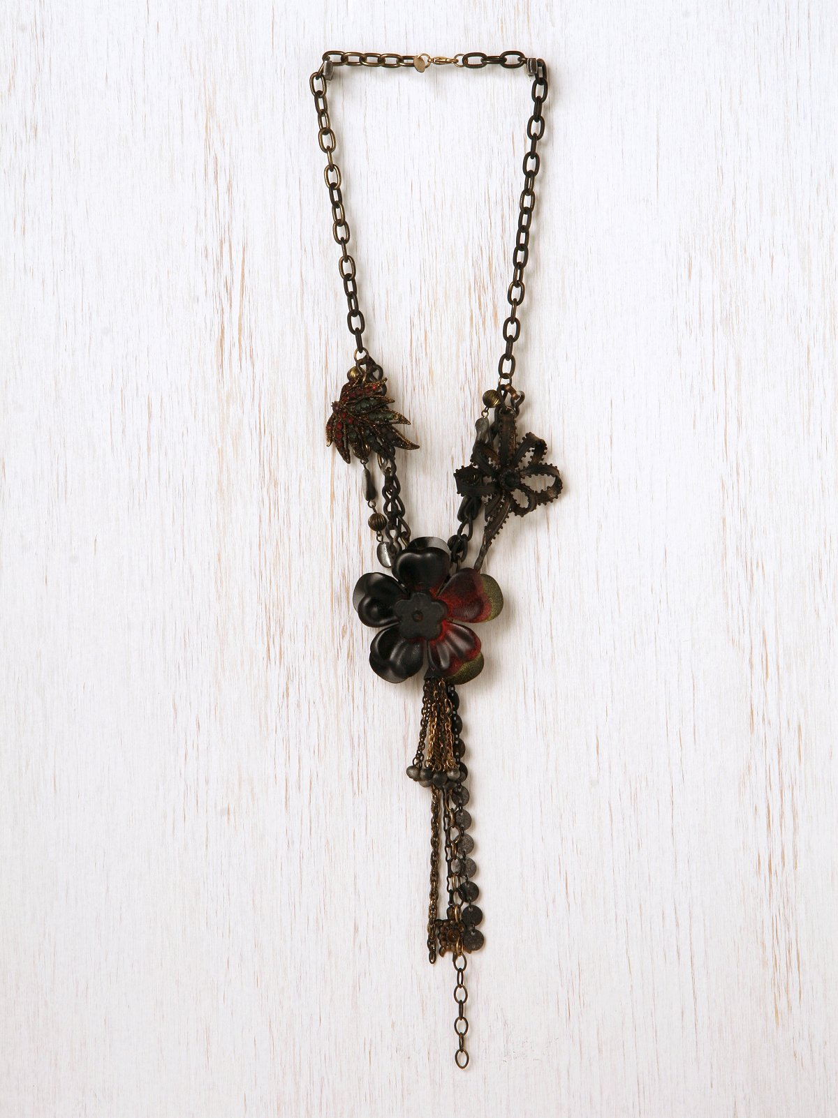 One of a Kind Vintage Spray Necklace
