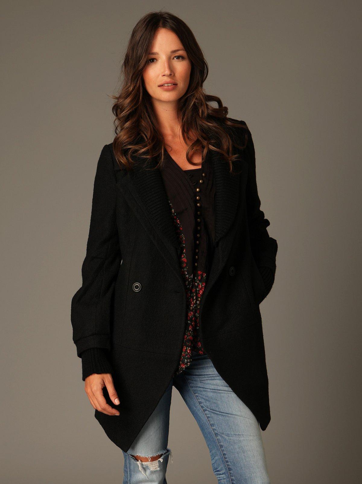 Tailored Gianna Jacket