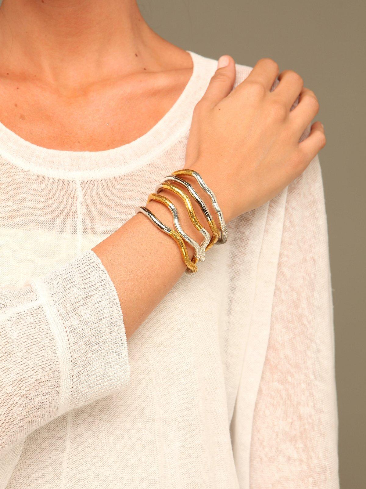 Snake Wrap Bracelet