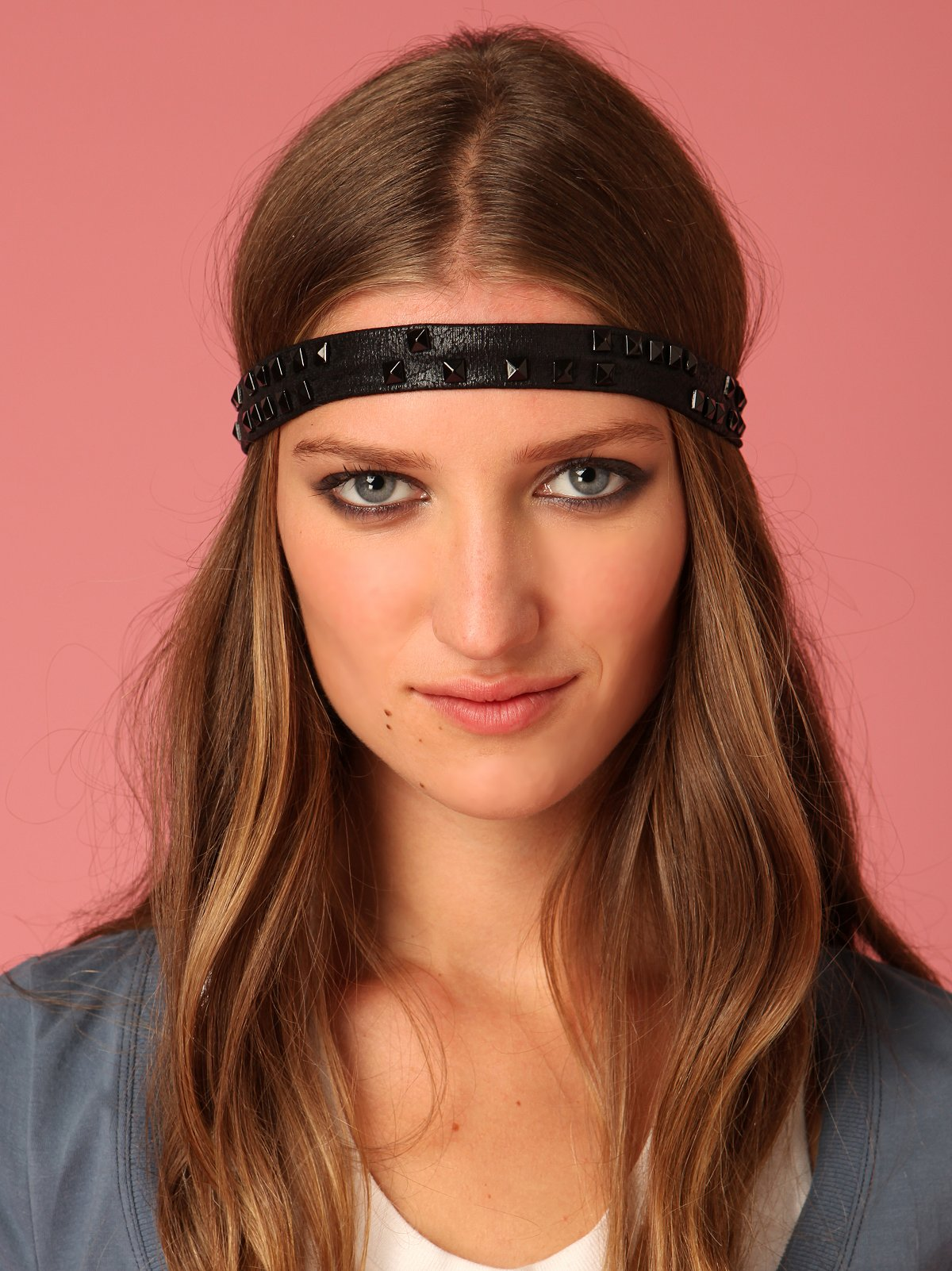 Coated Stud Headband