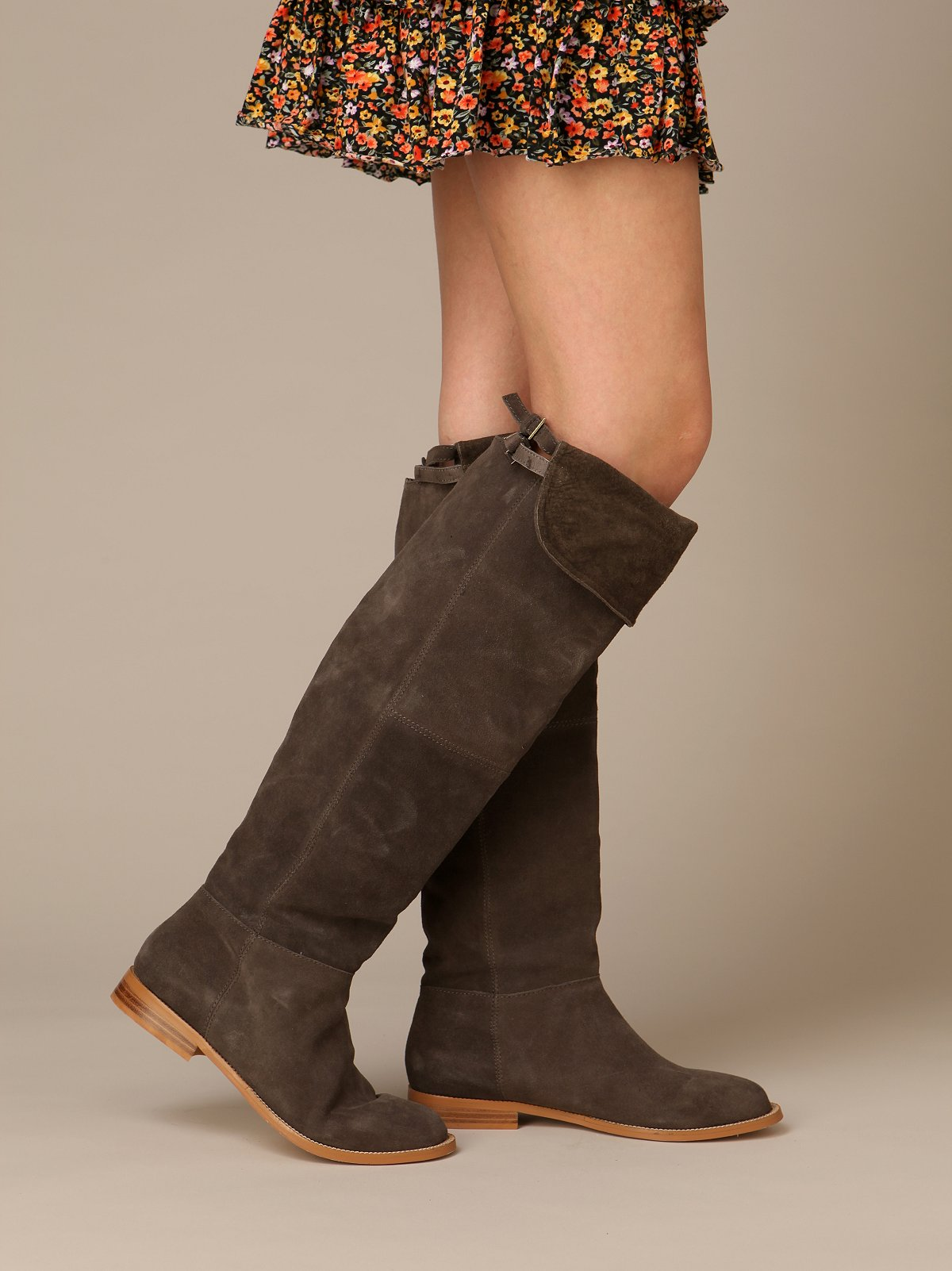 Joust Over The Knee Boot