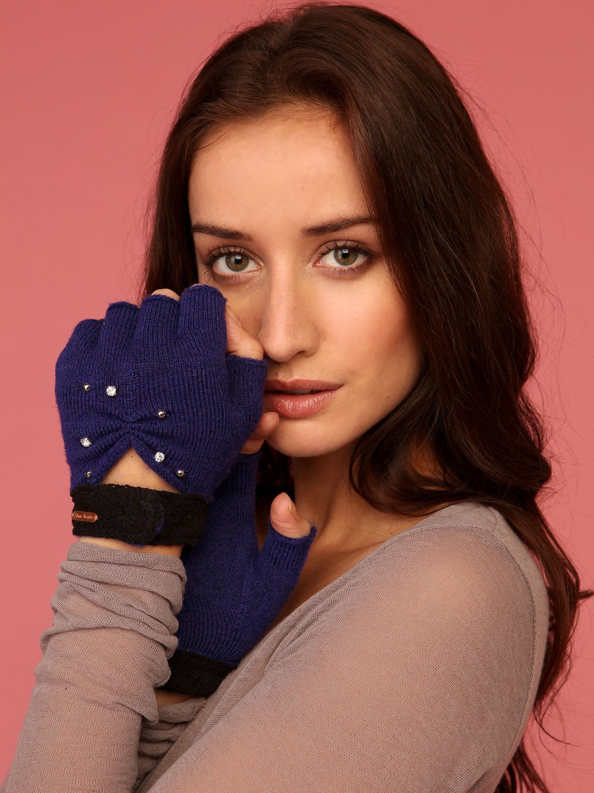 Ballet Biker Glove