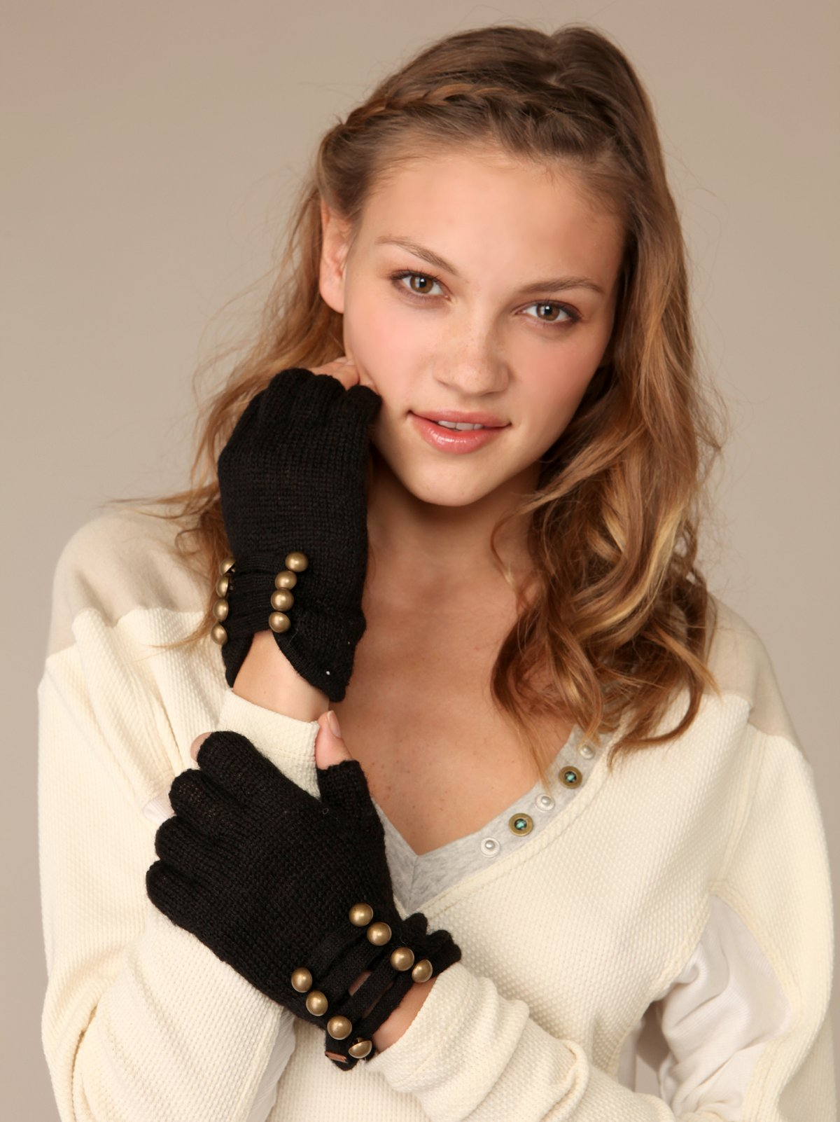 Doubs Fingerless Glove
