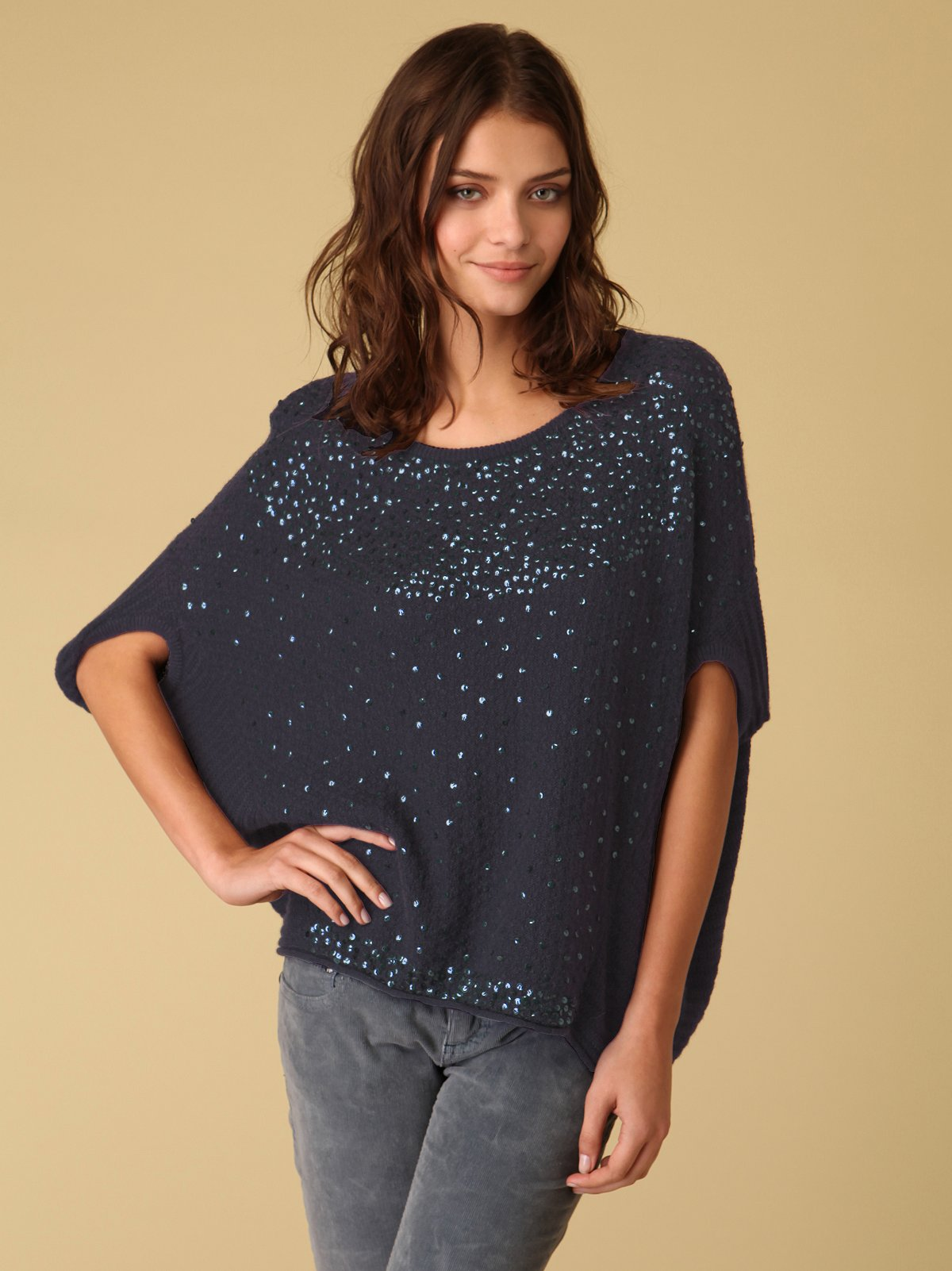 Reflection Sequin Sweater