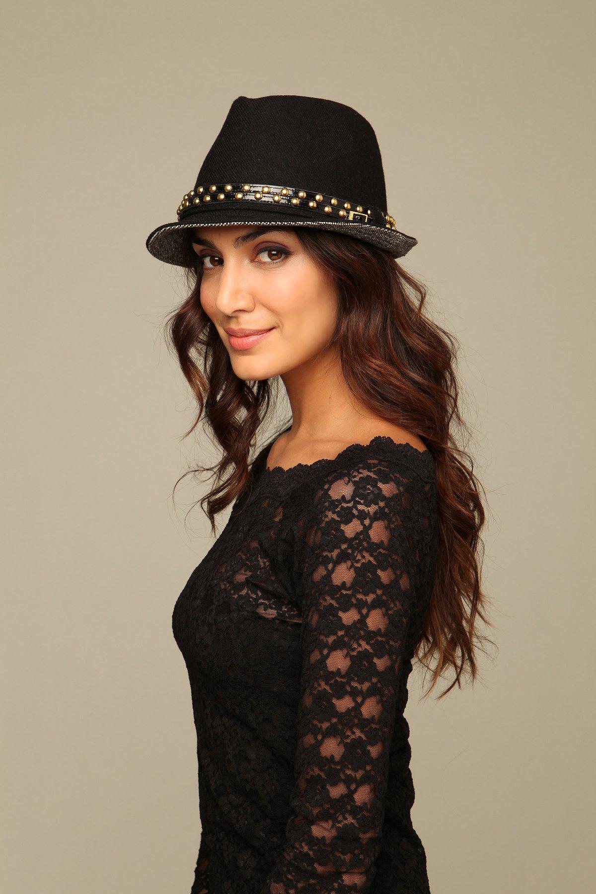 Lolita Stud Hat
