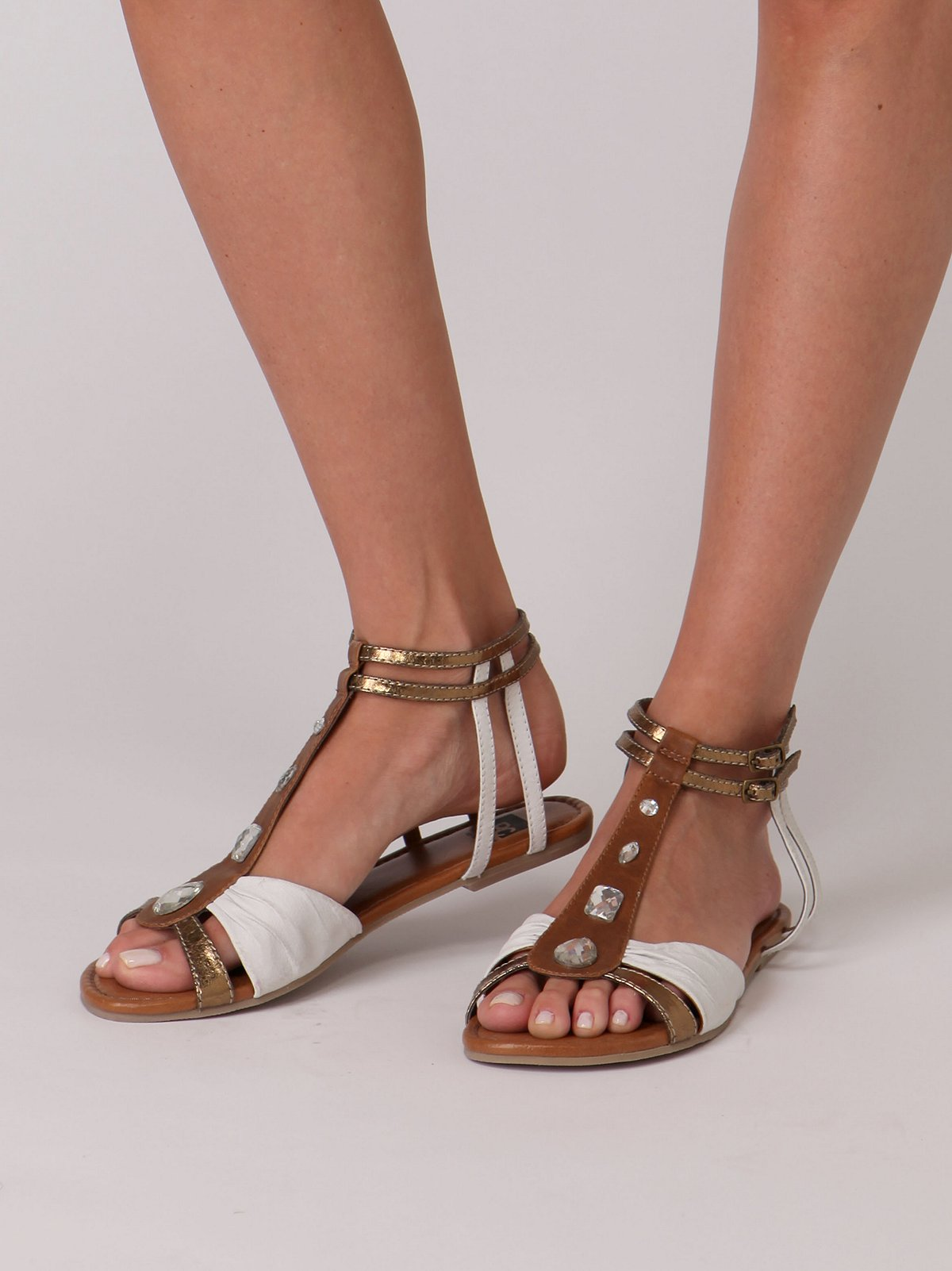 Tear Drop Sandal