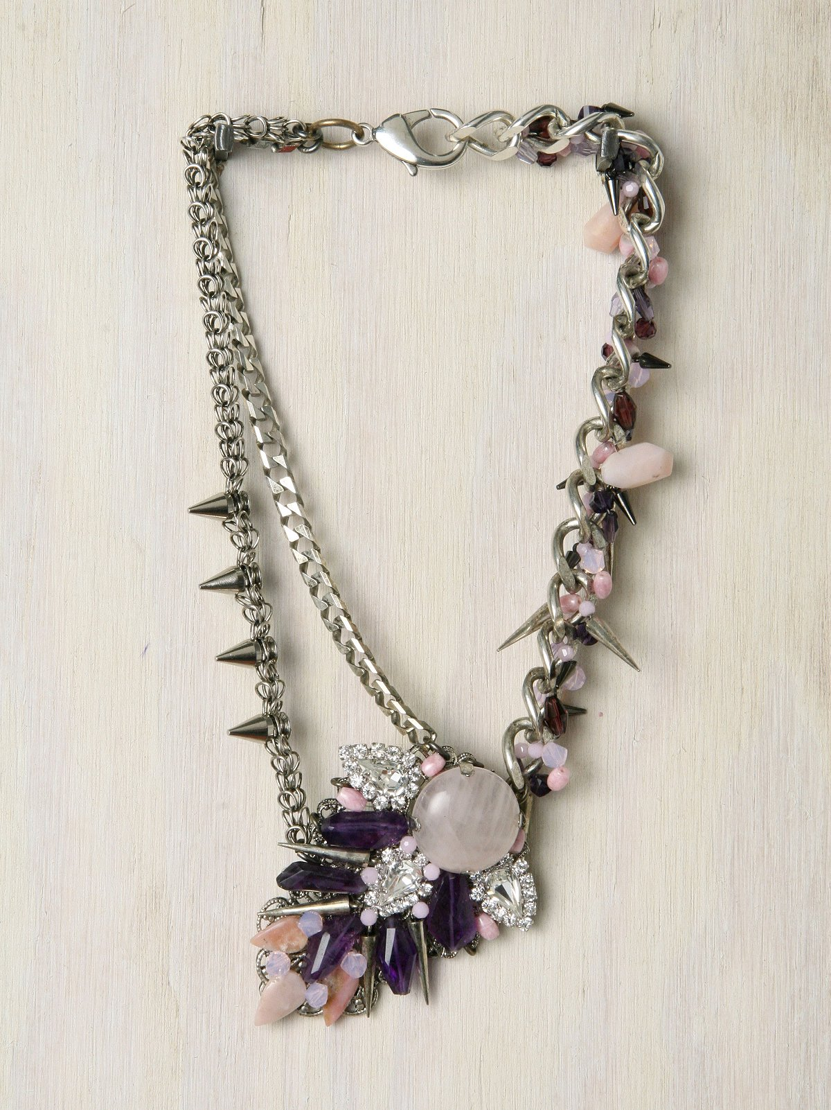 Royal Flush Necklace
