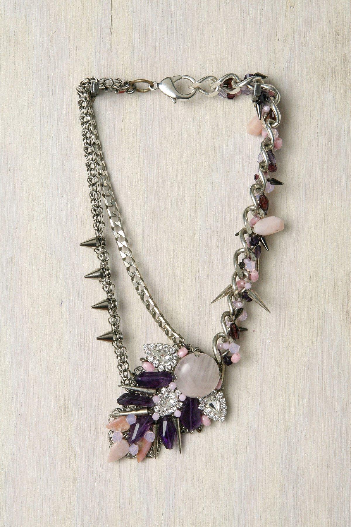 Royal Flush Necklace