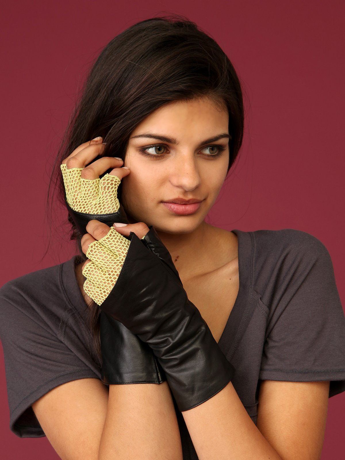 Gauntlet Leather Sleeve