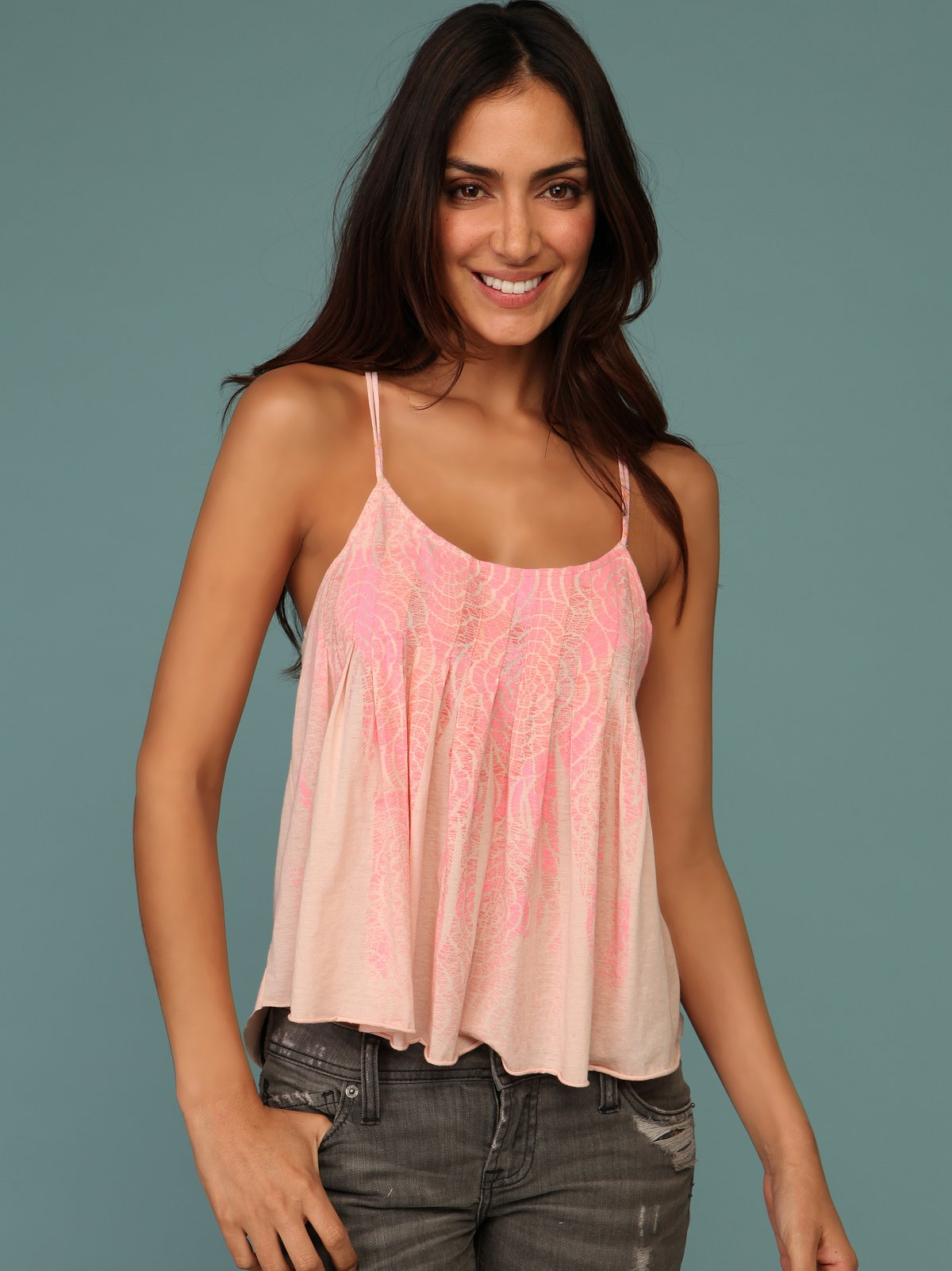 Luca Braided Back Top