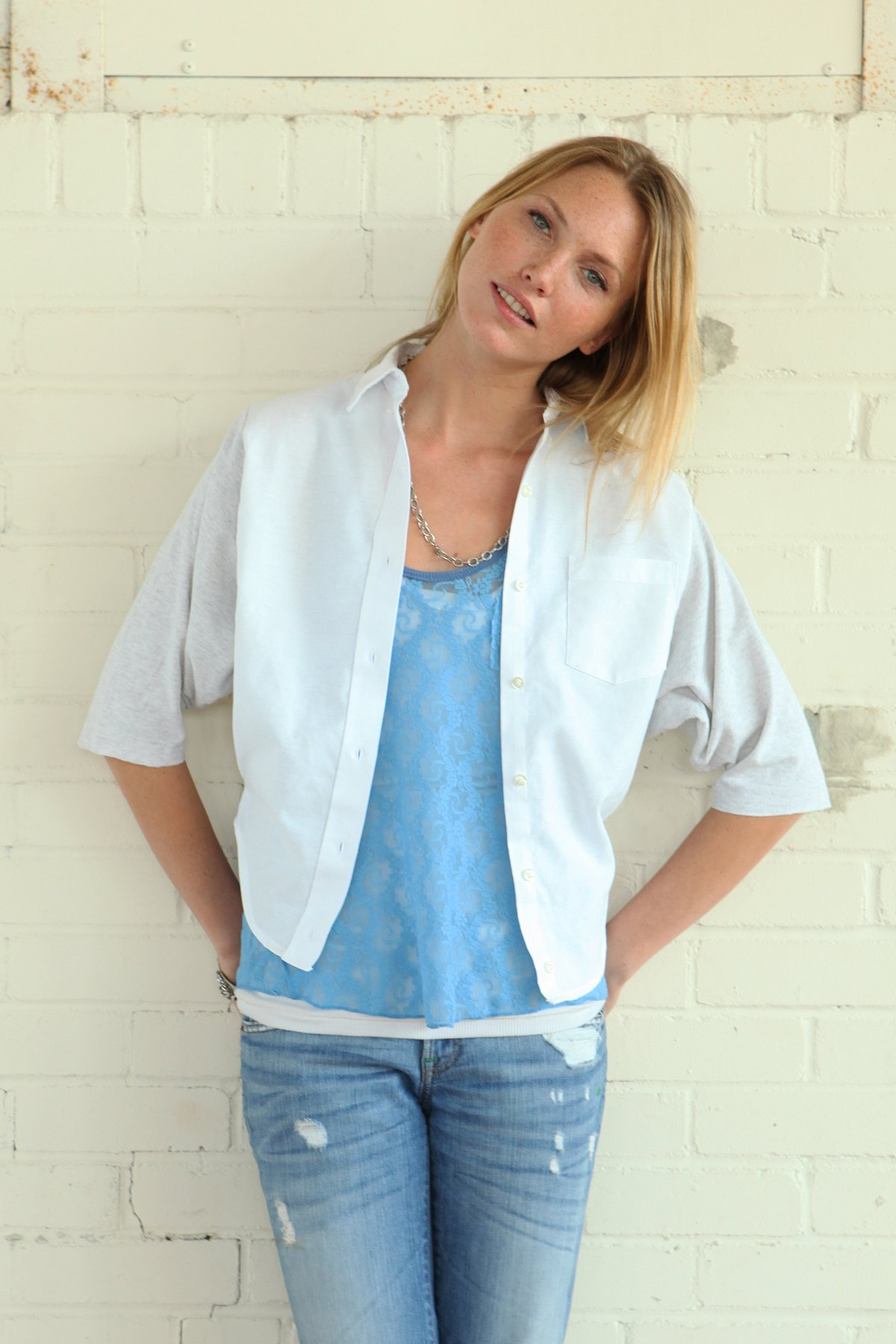 Freecycle Oxford Top