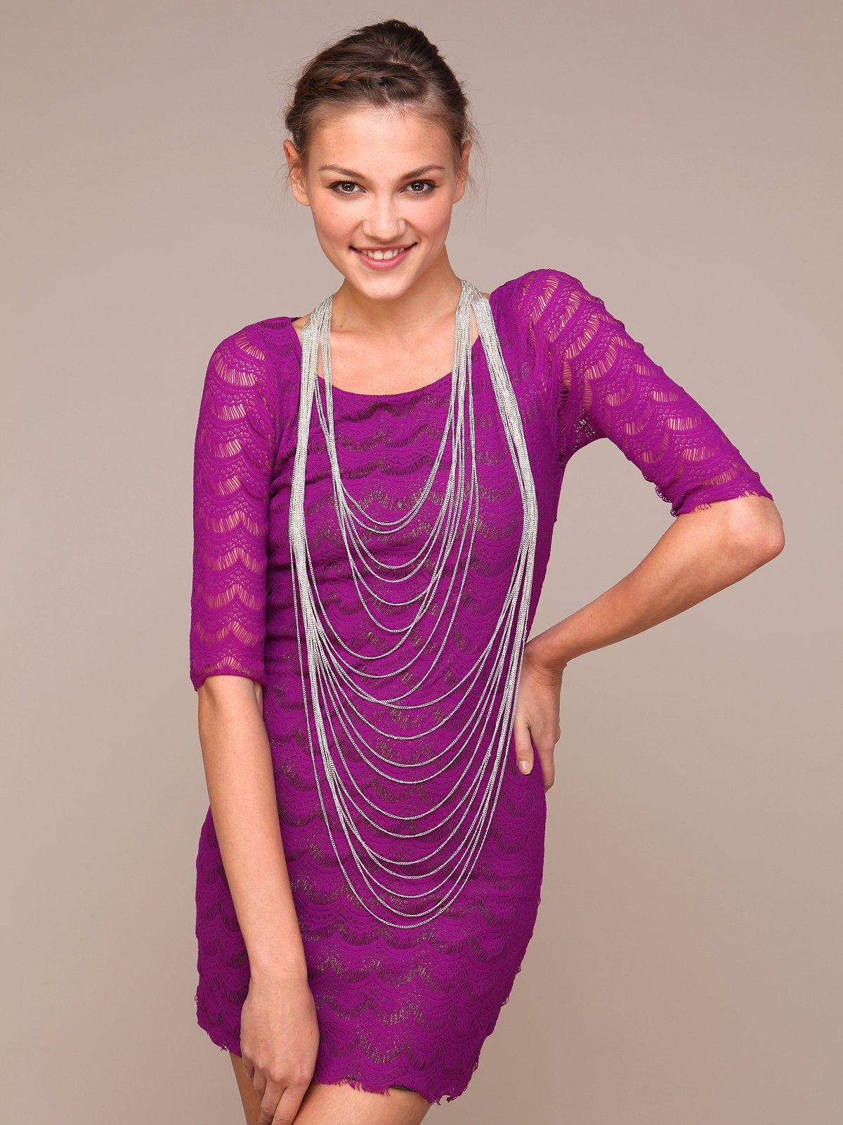 Chain Wrap Necklace