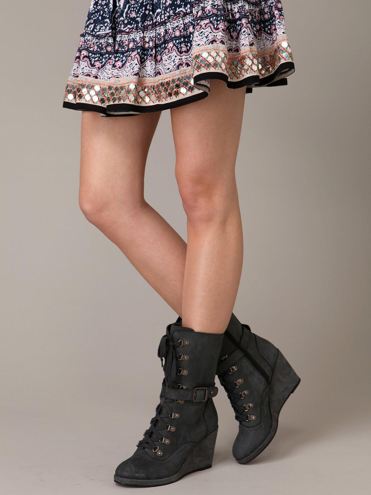 Mayhem Wedge Boot