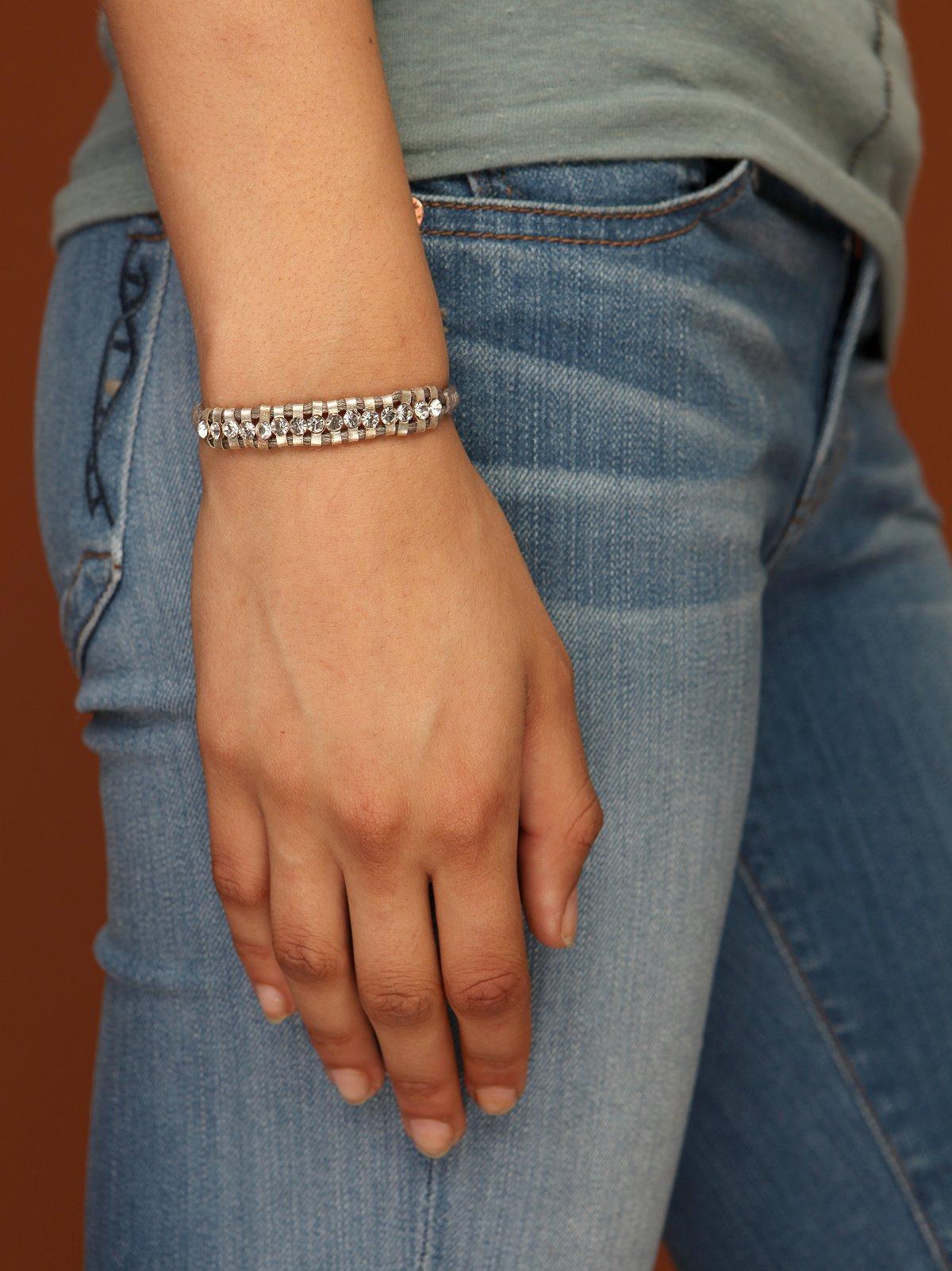 Single Row Shashi Bracelets