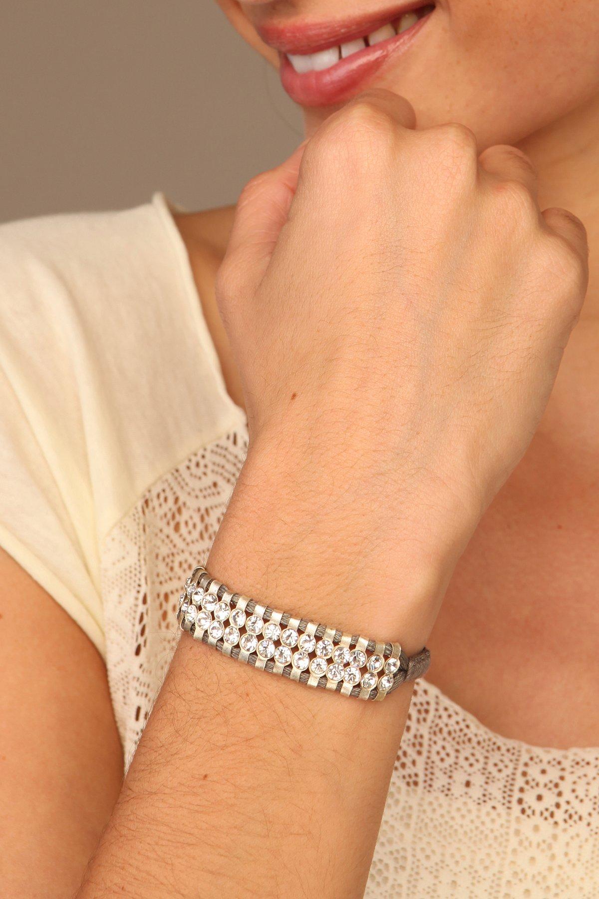 Double Row Shashi Bracelet