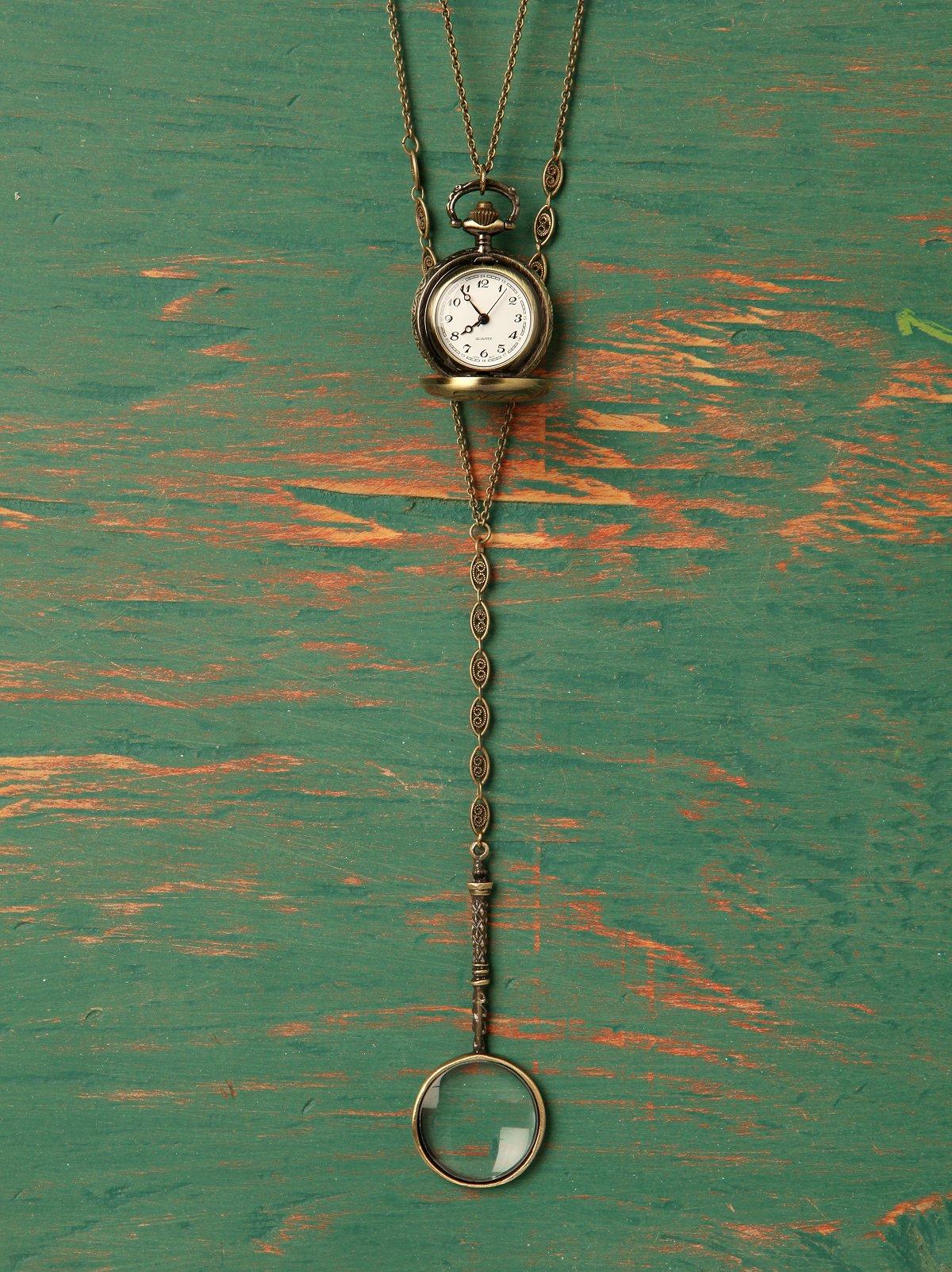 Magnify Locketcharm Necklace