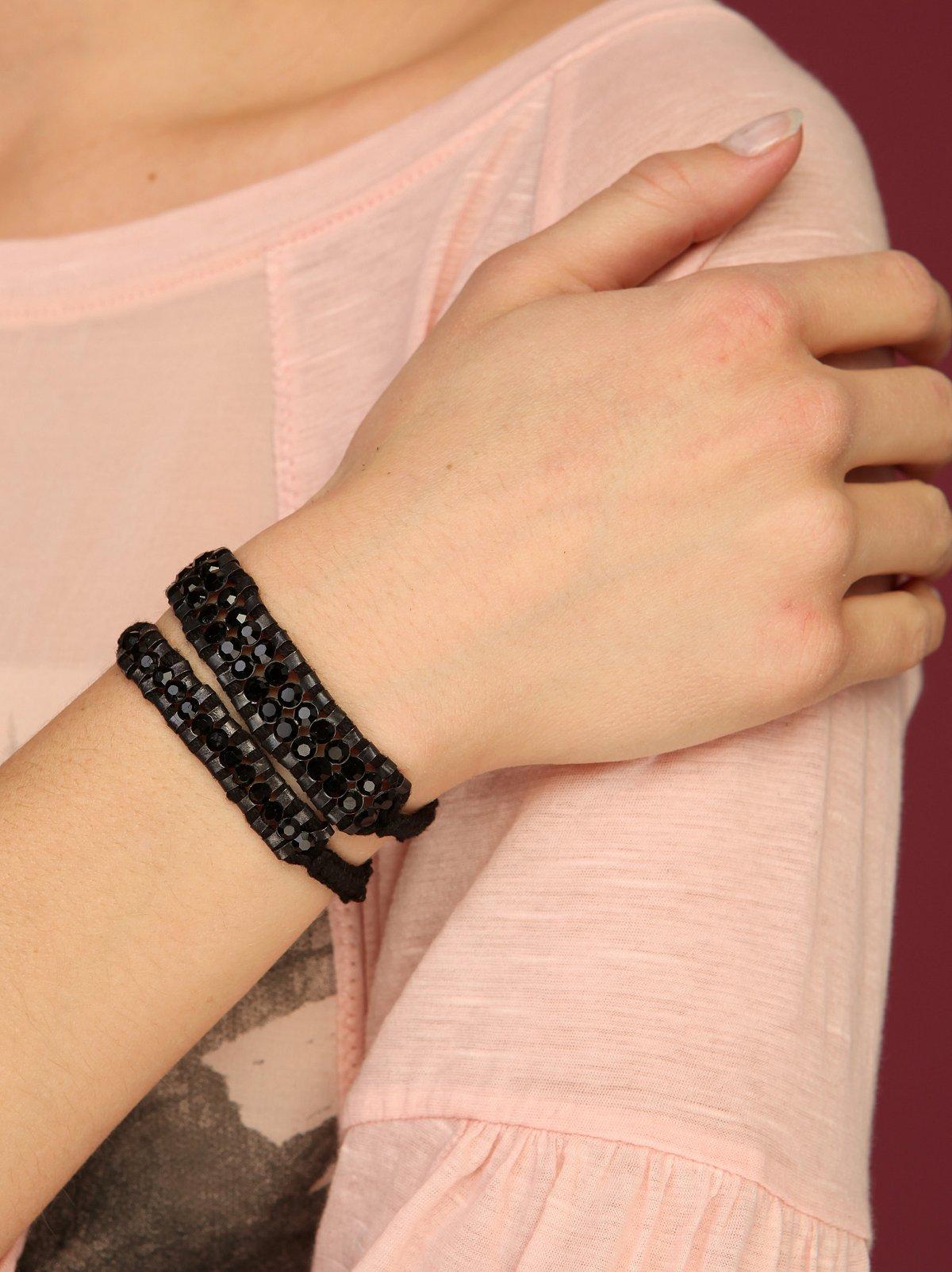 Black Shashi Bracelet