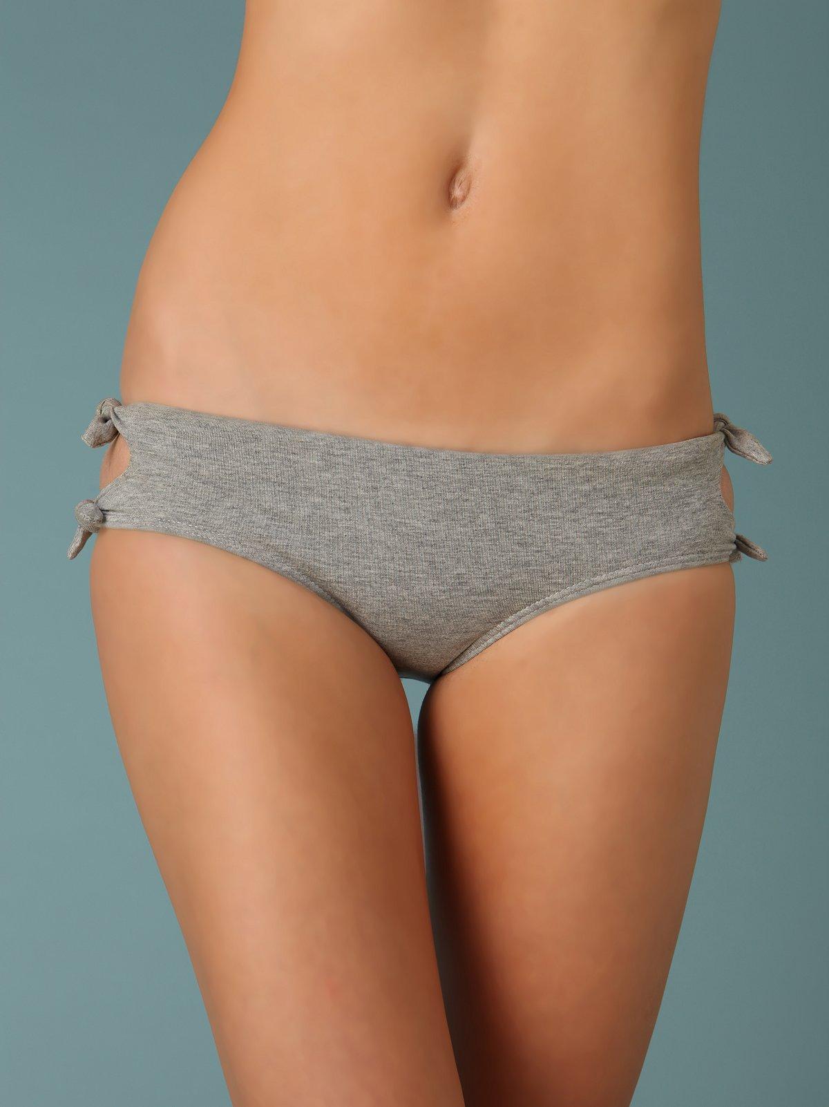 Sporty Tie Bikini Bottom