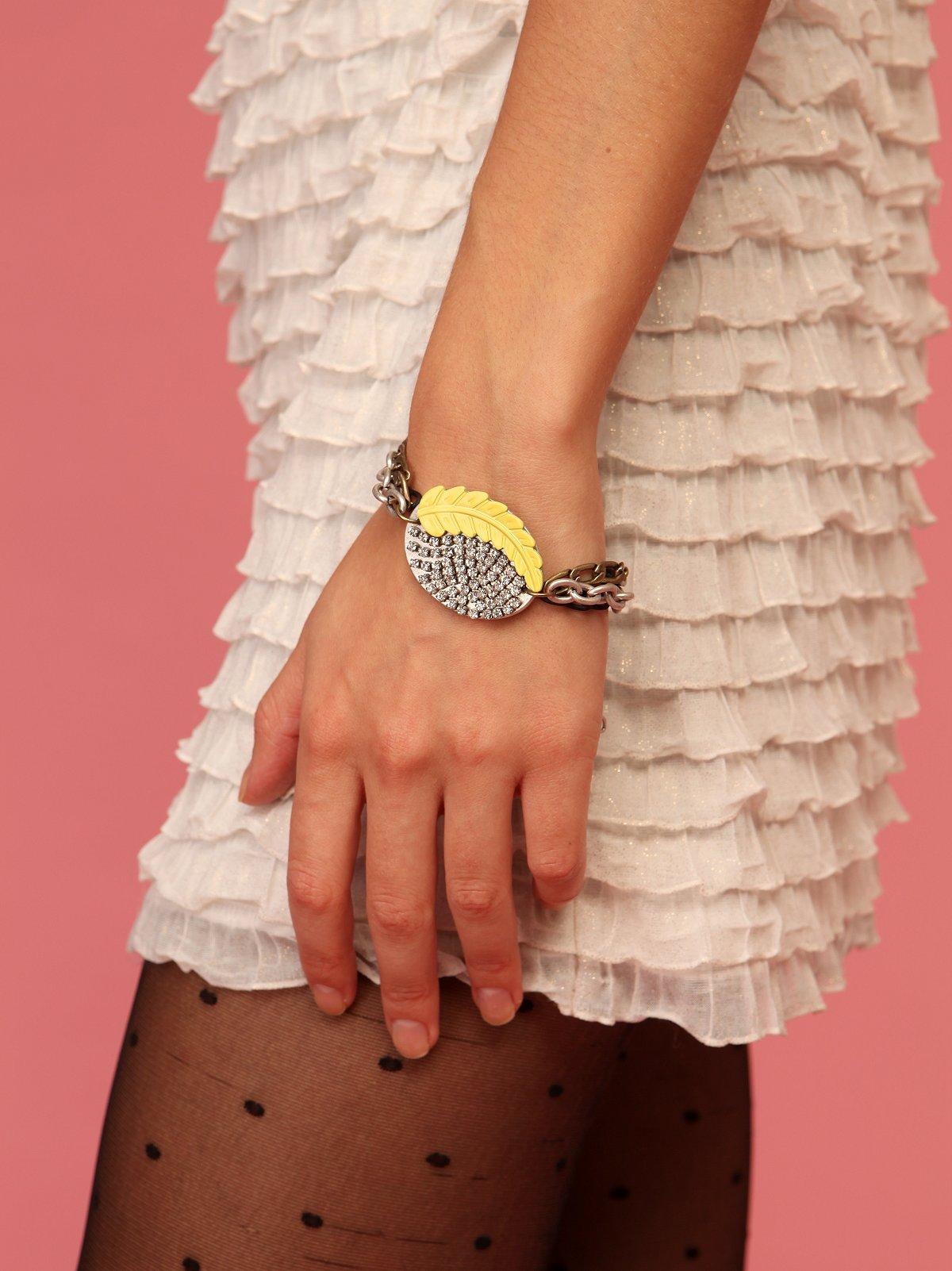 Embellished Id Bracelets