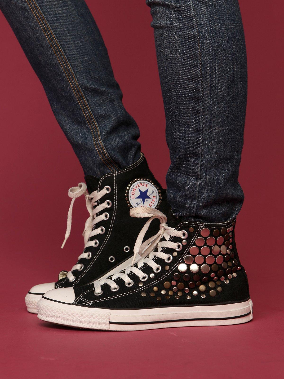 Grommet Converse