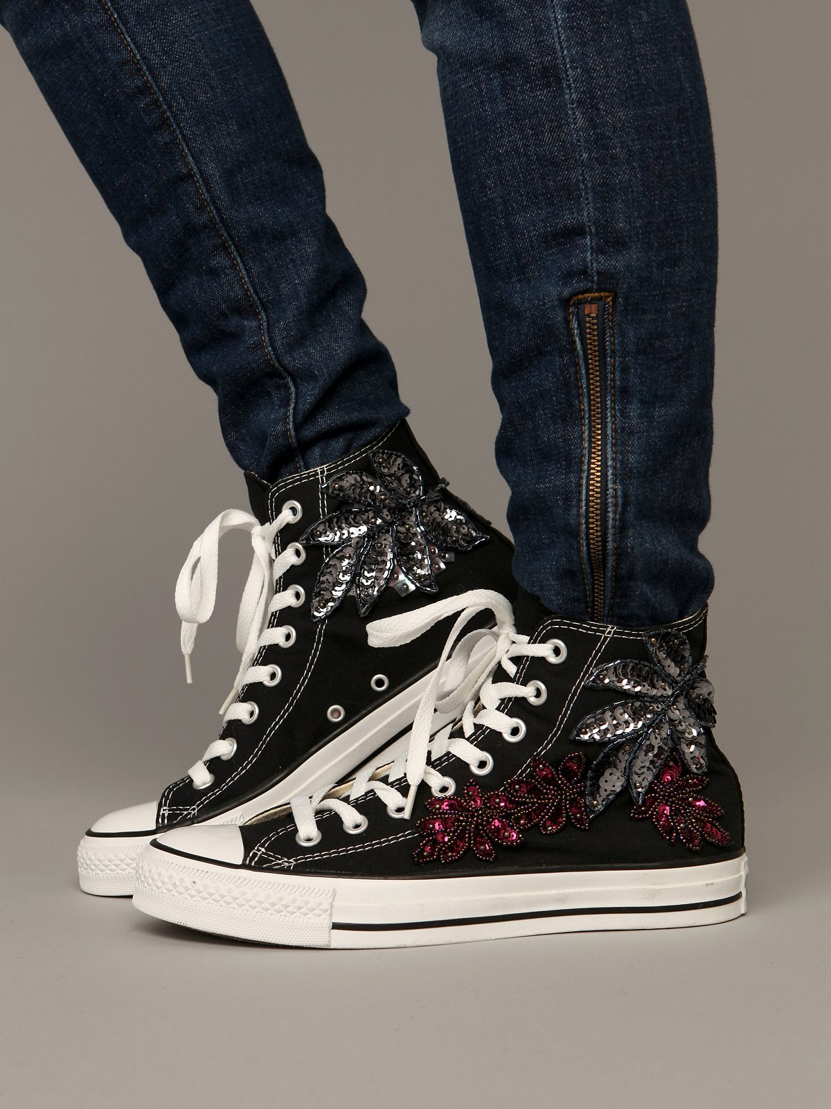 Applique Converse