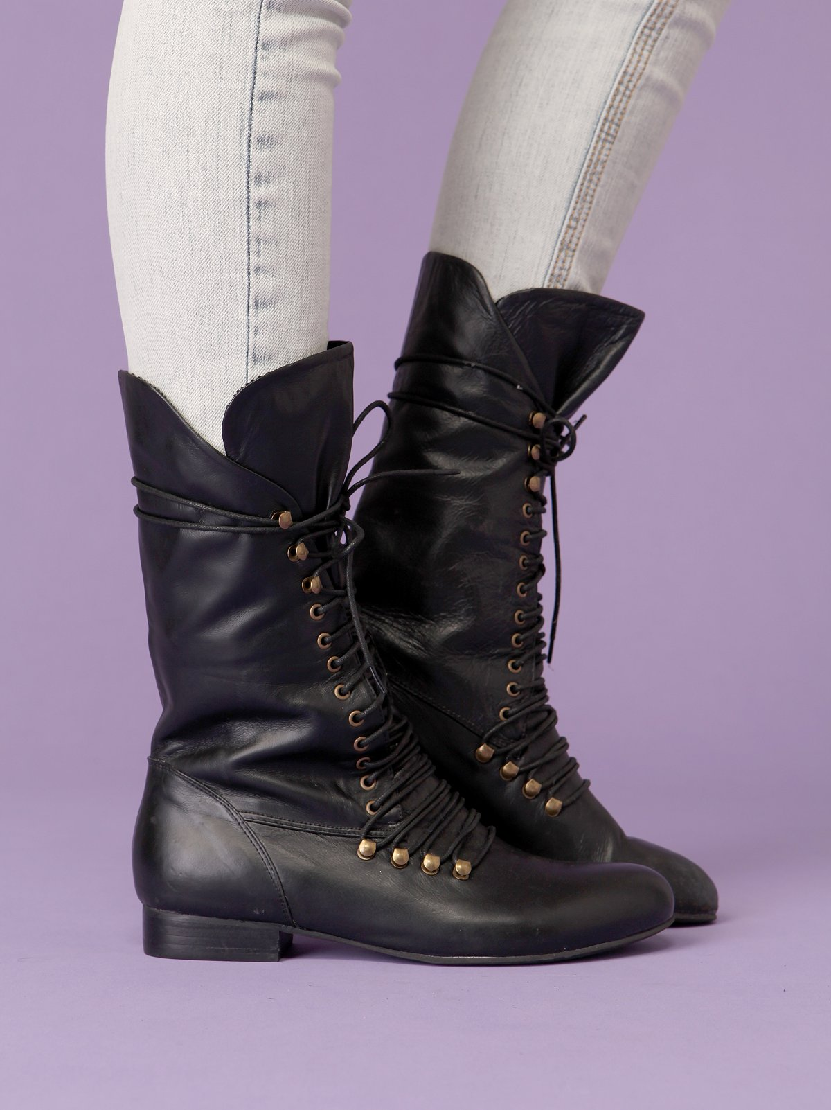 Carley Lace up Boot