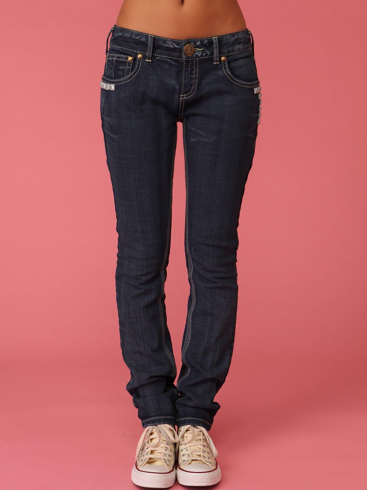 FP Skinny Stud Jeans