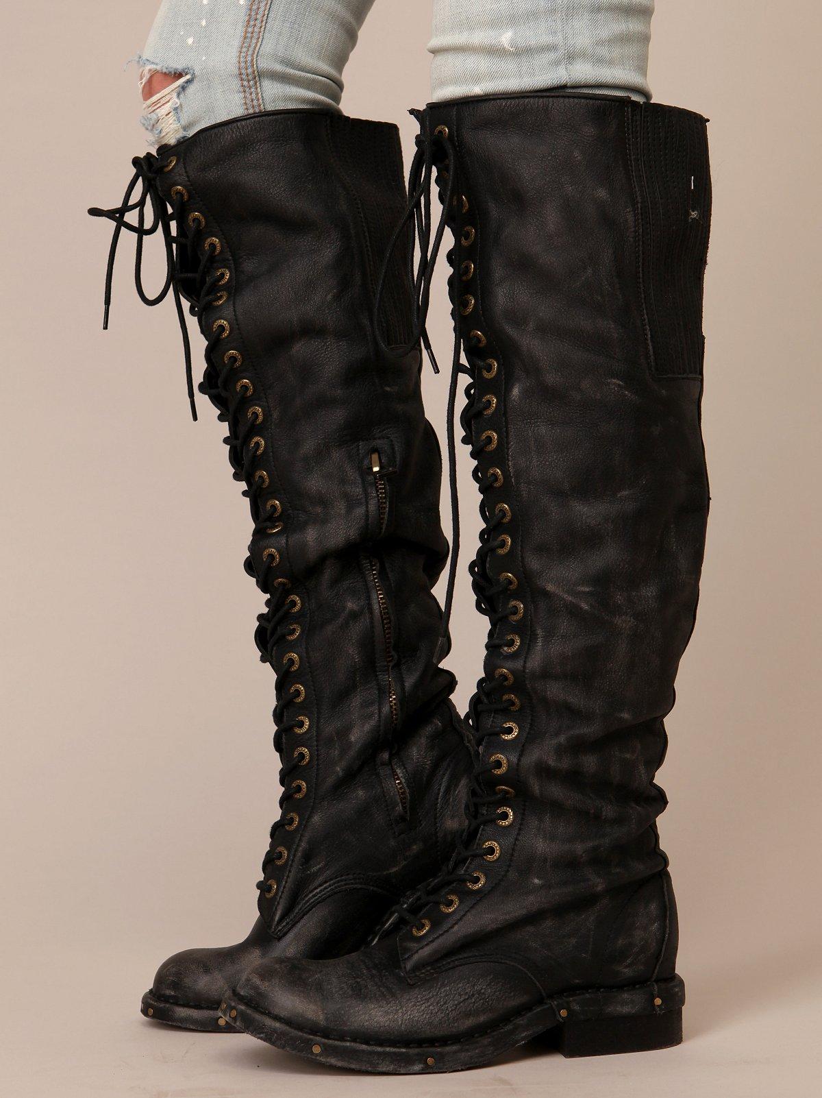 Seattle Love Boot
