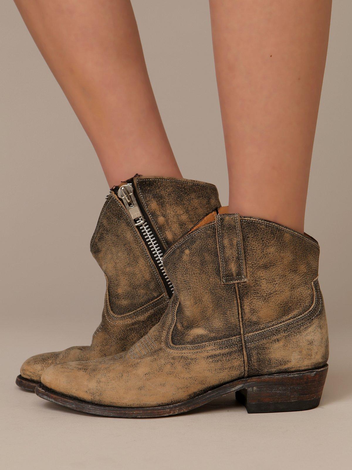 Chavez Zip Boot