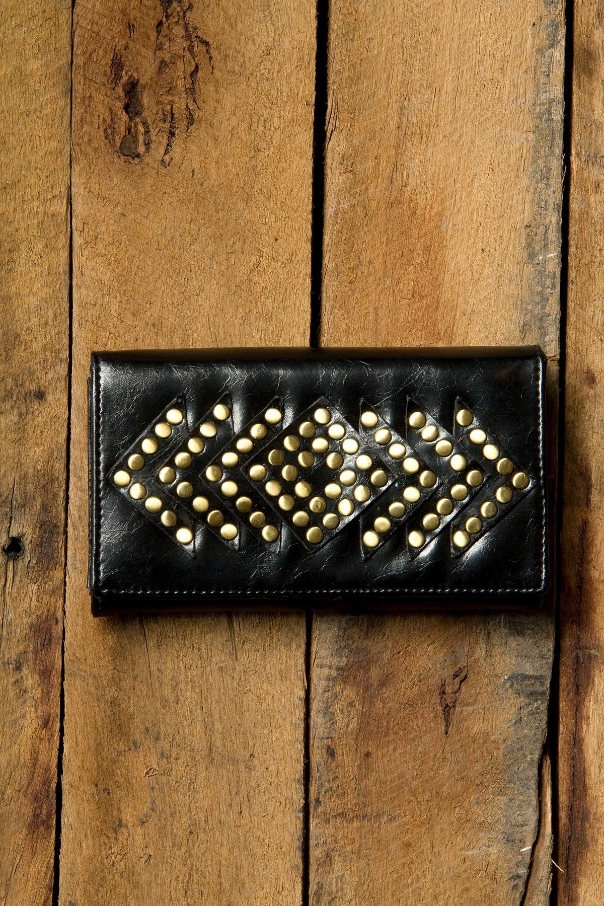 Nailhead Wallet