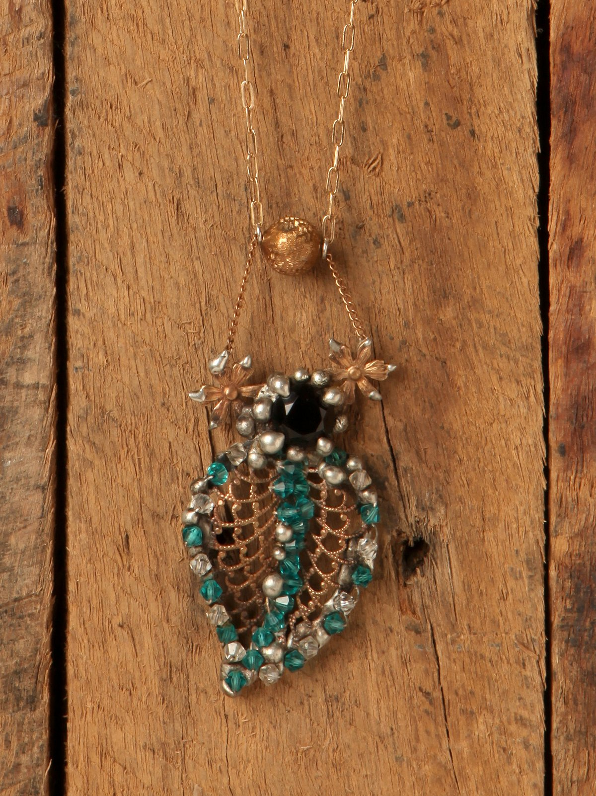 Emerald Forest Necklace
