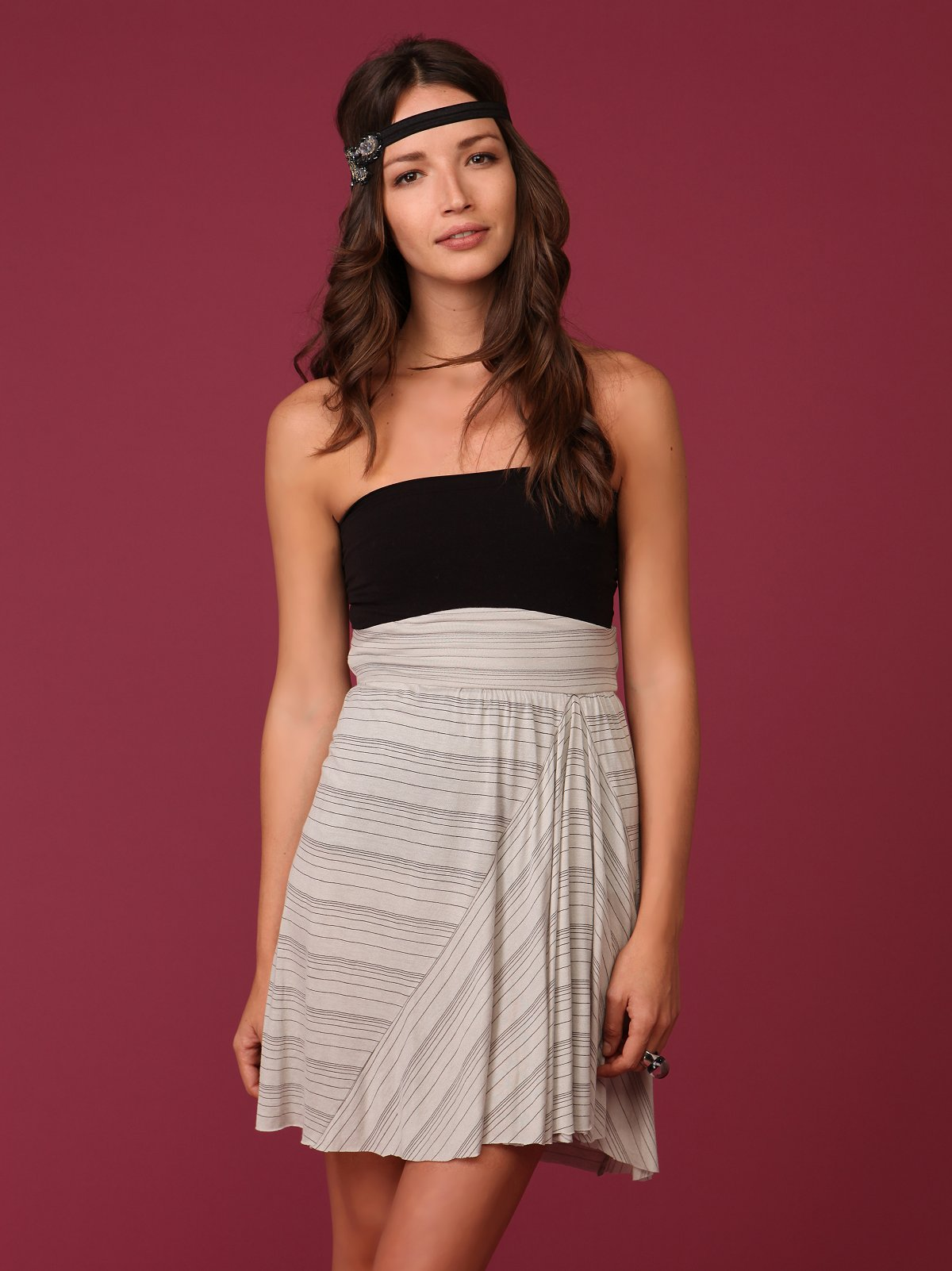 Guava Convertible Skirt