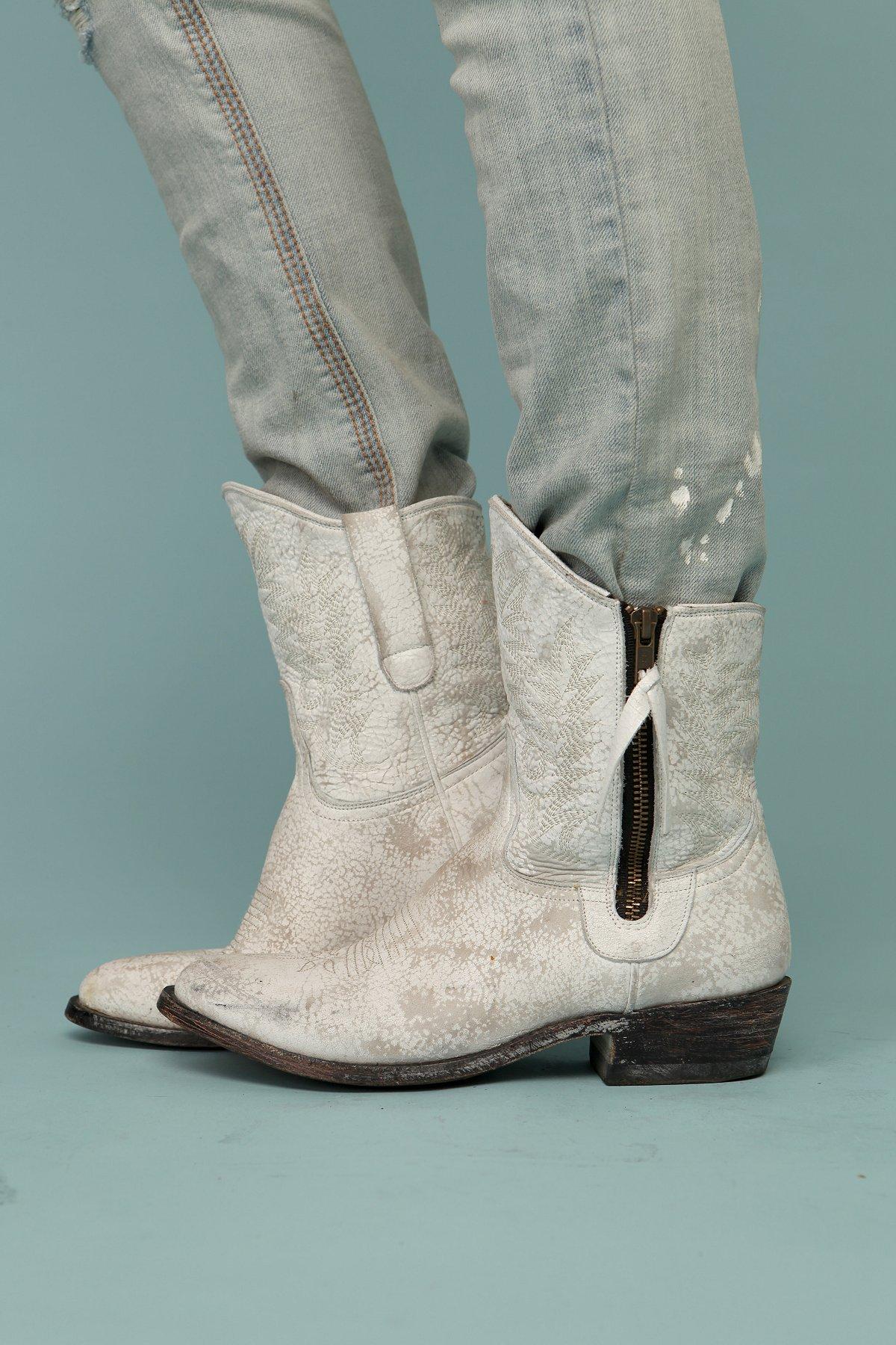 Parker Zip Boot