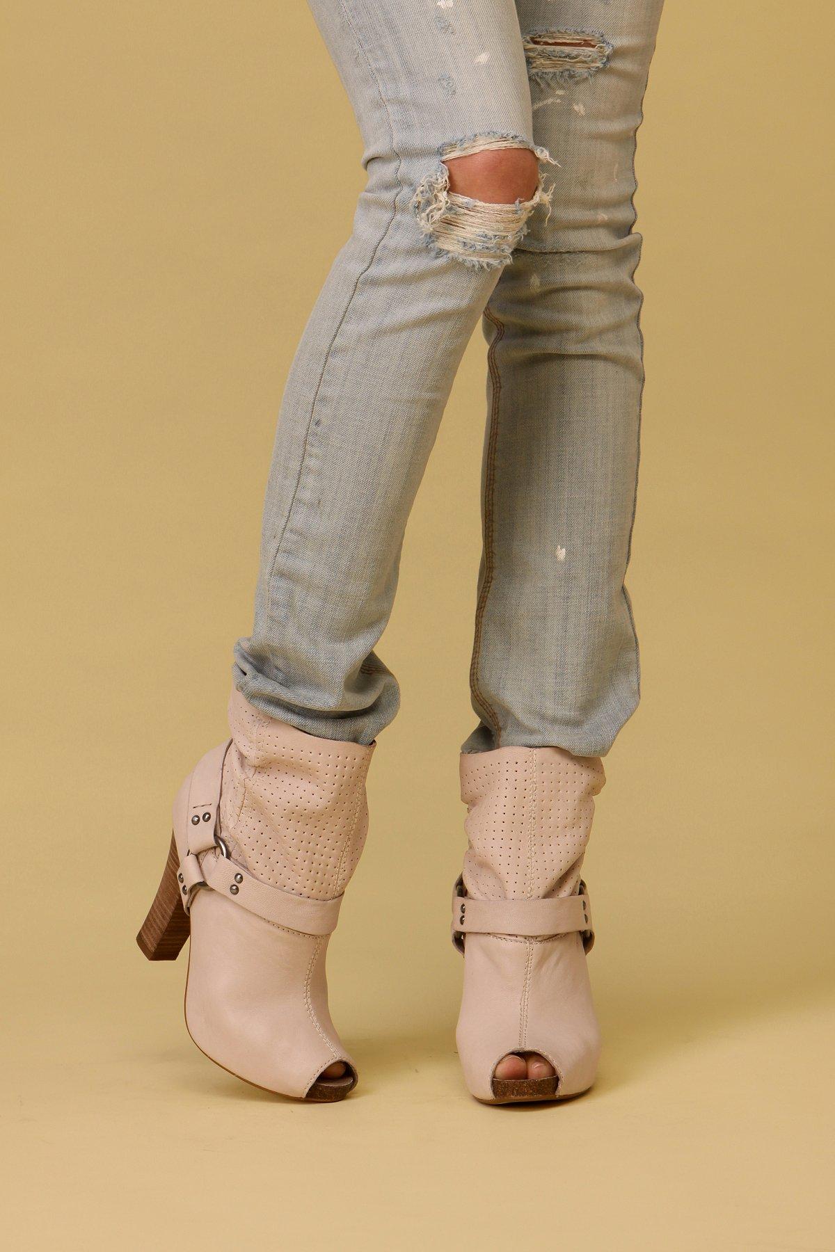 Quarzo Heeled Boot