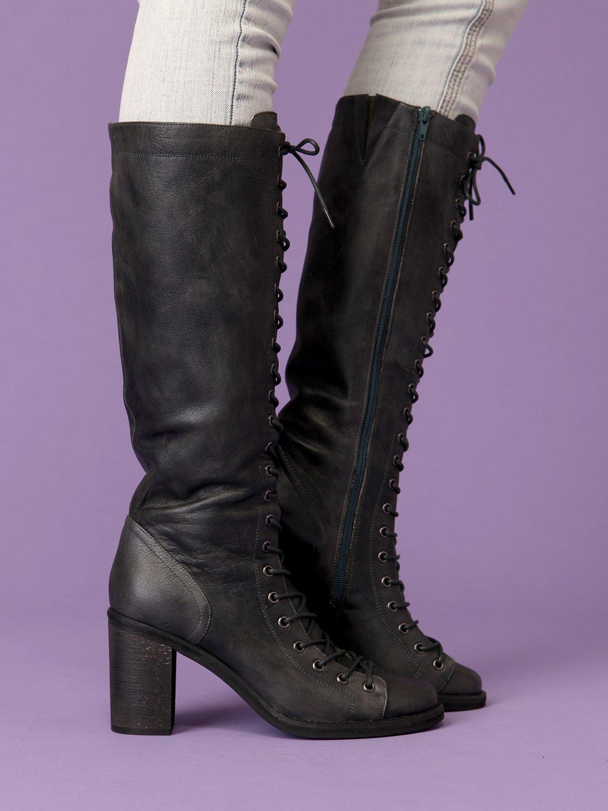 Rilla Lace up Boot