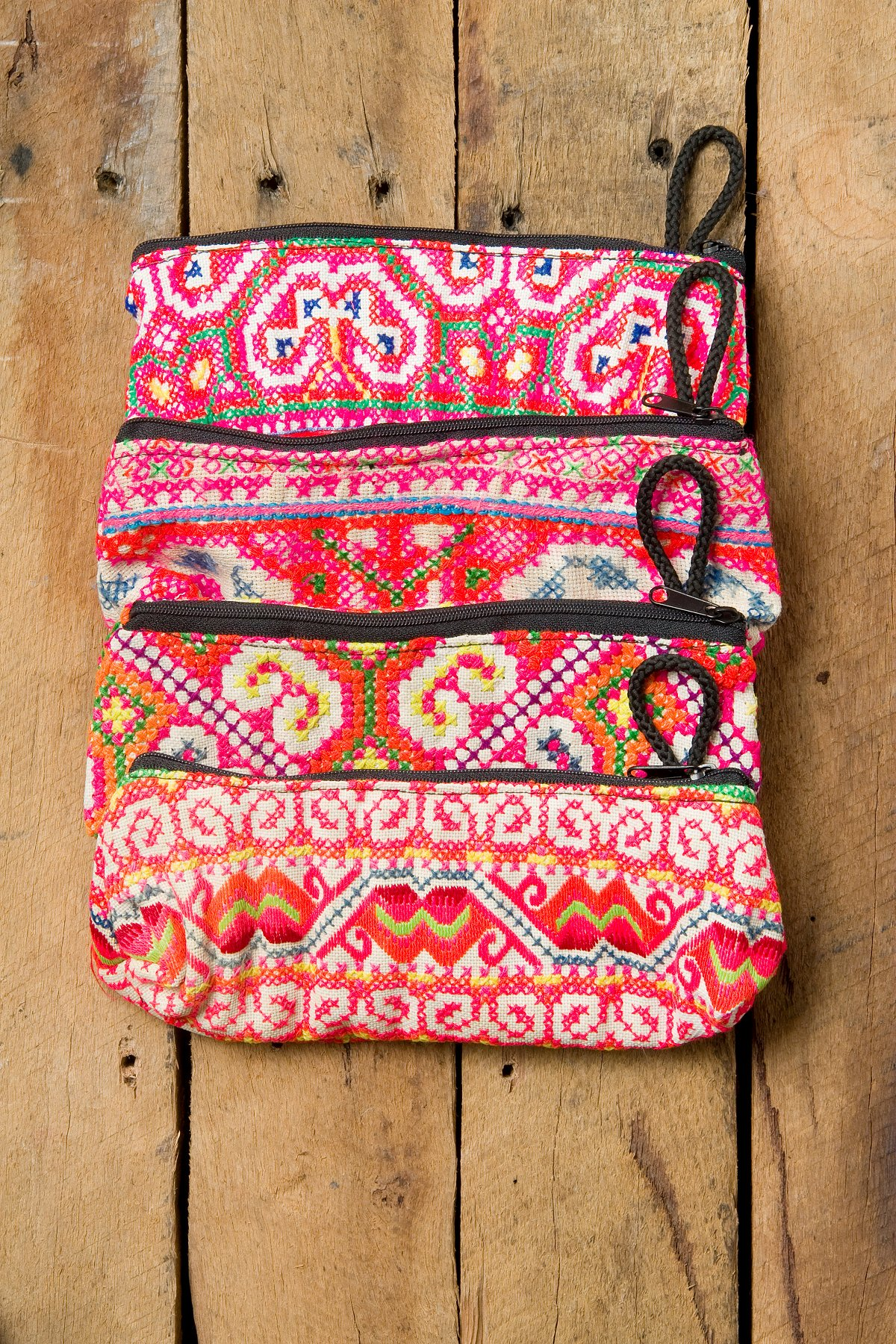 Gretel Embroidered Pouch