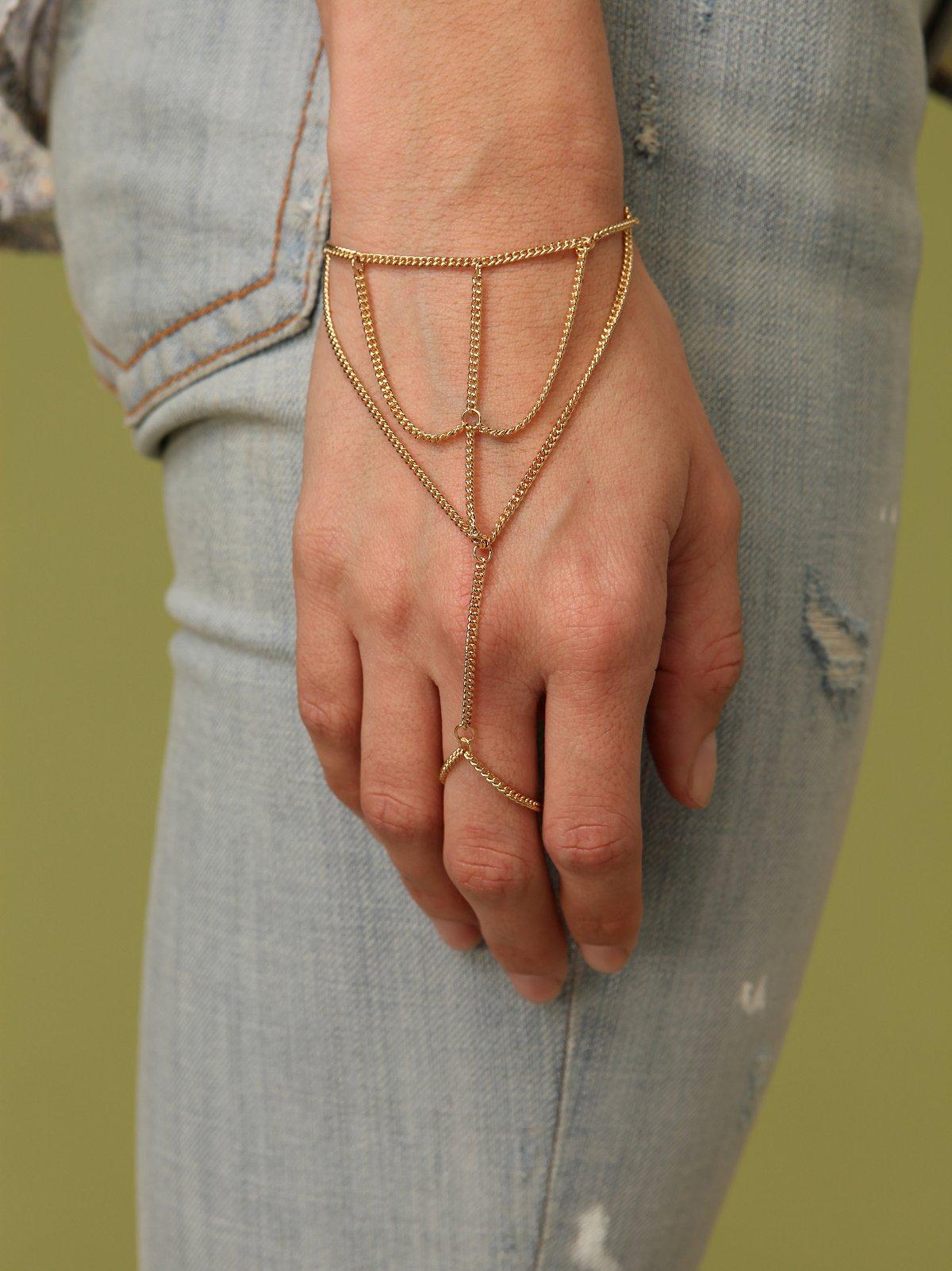 Chain Love Bracelet