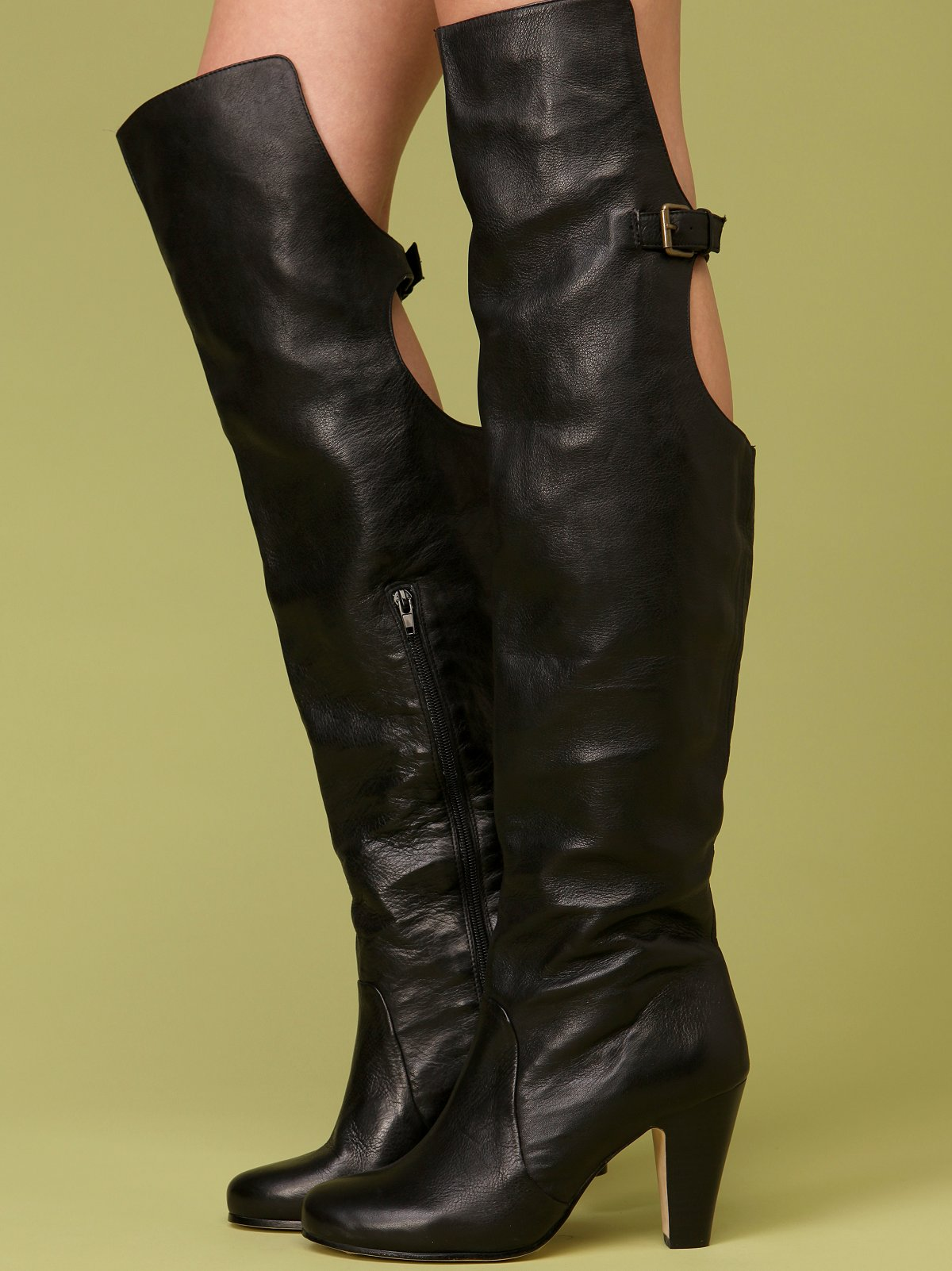 Wilde Over The Knee Boot