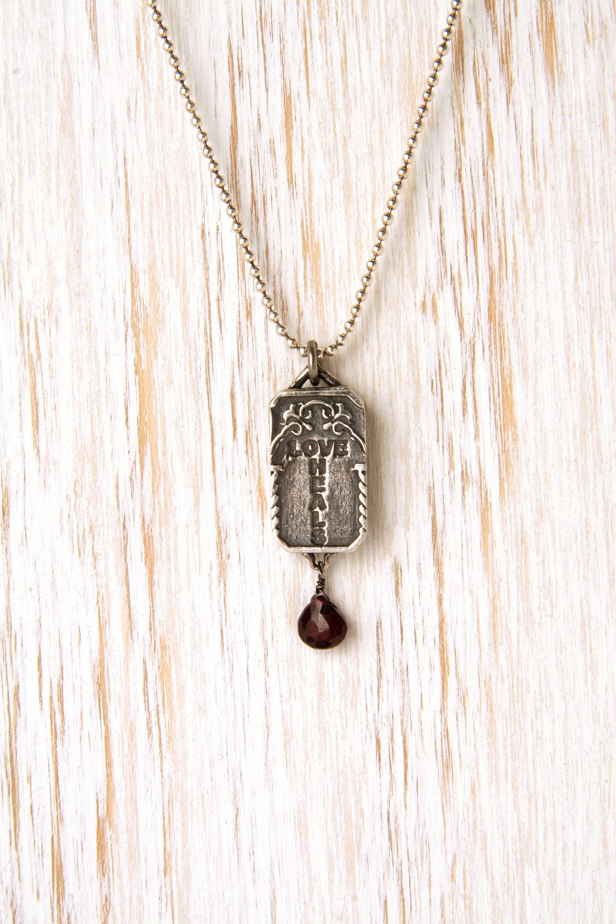 Vow Box Necklace