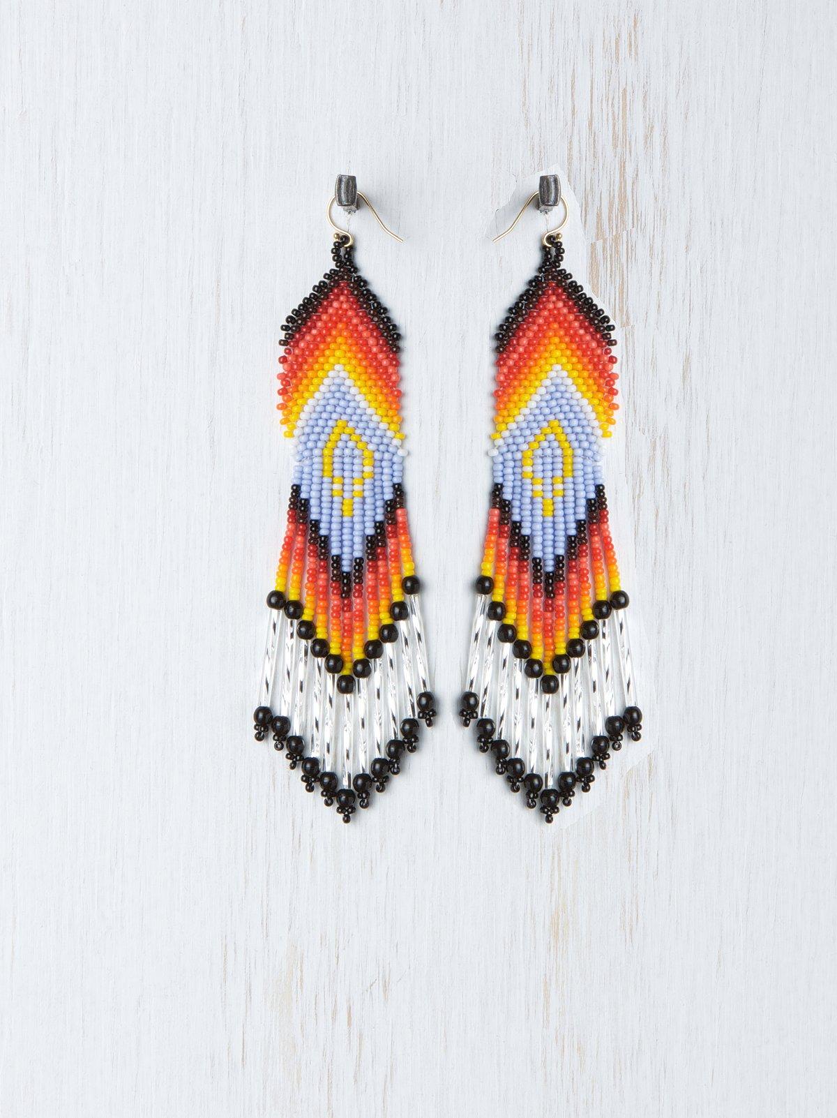 Jacquie Aiche Pochohontas Earring