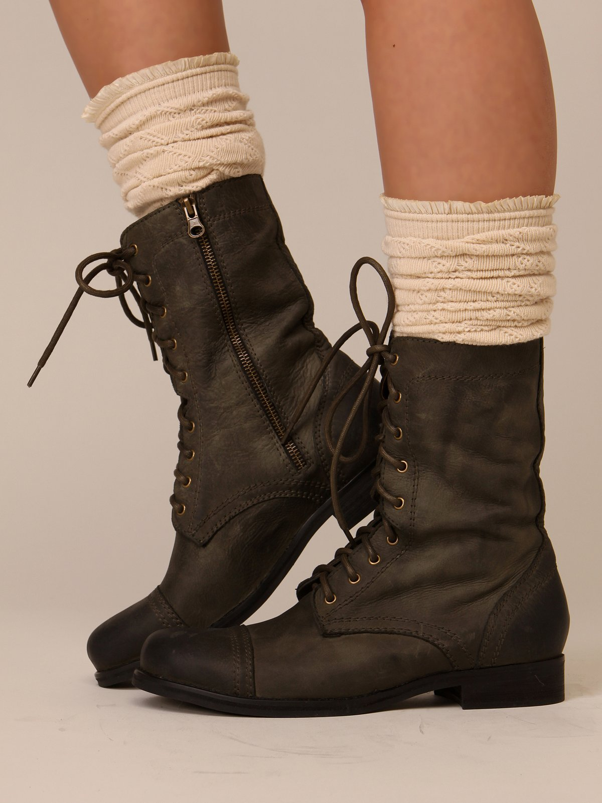 Lace Up Terri Boot