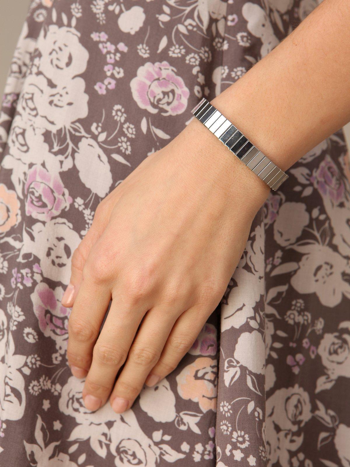 Enamel Mountain Bracelet