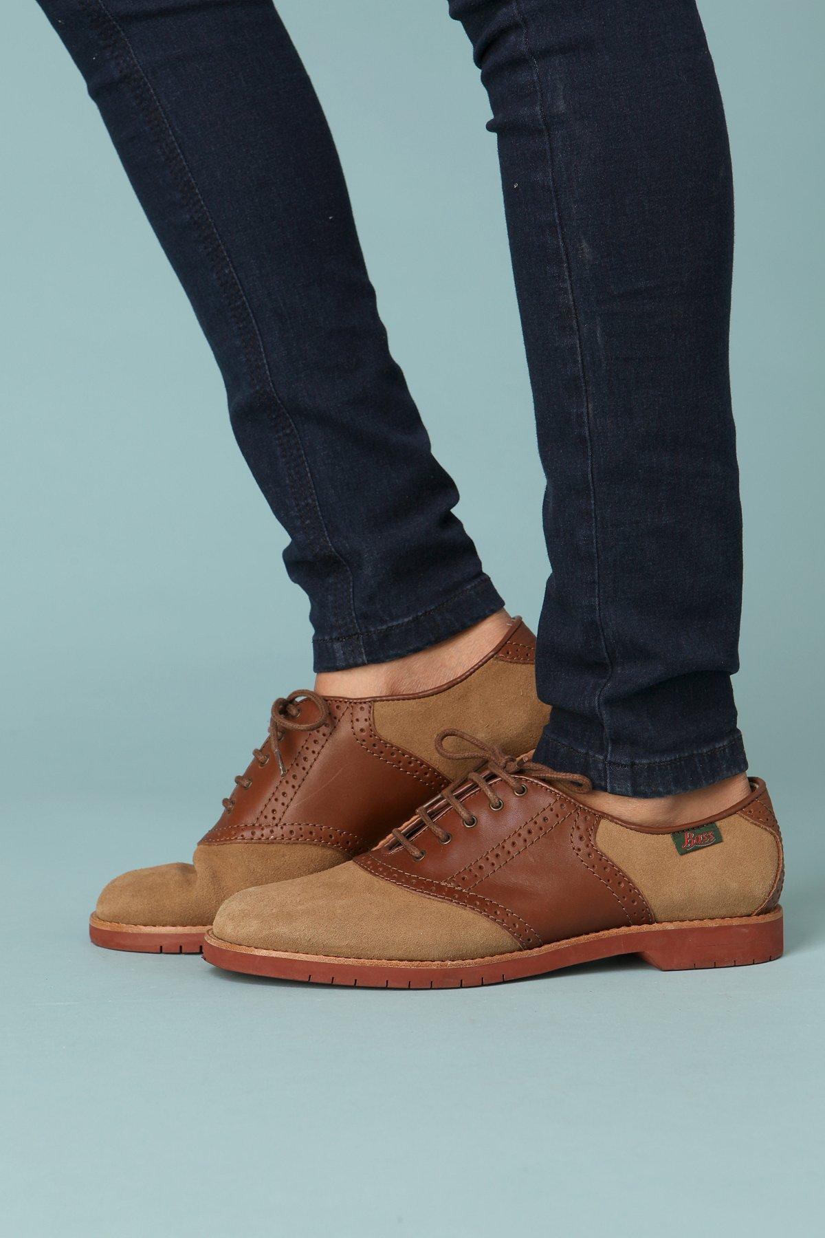 Enfield Saddle Shoe