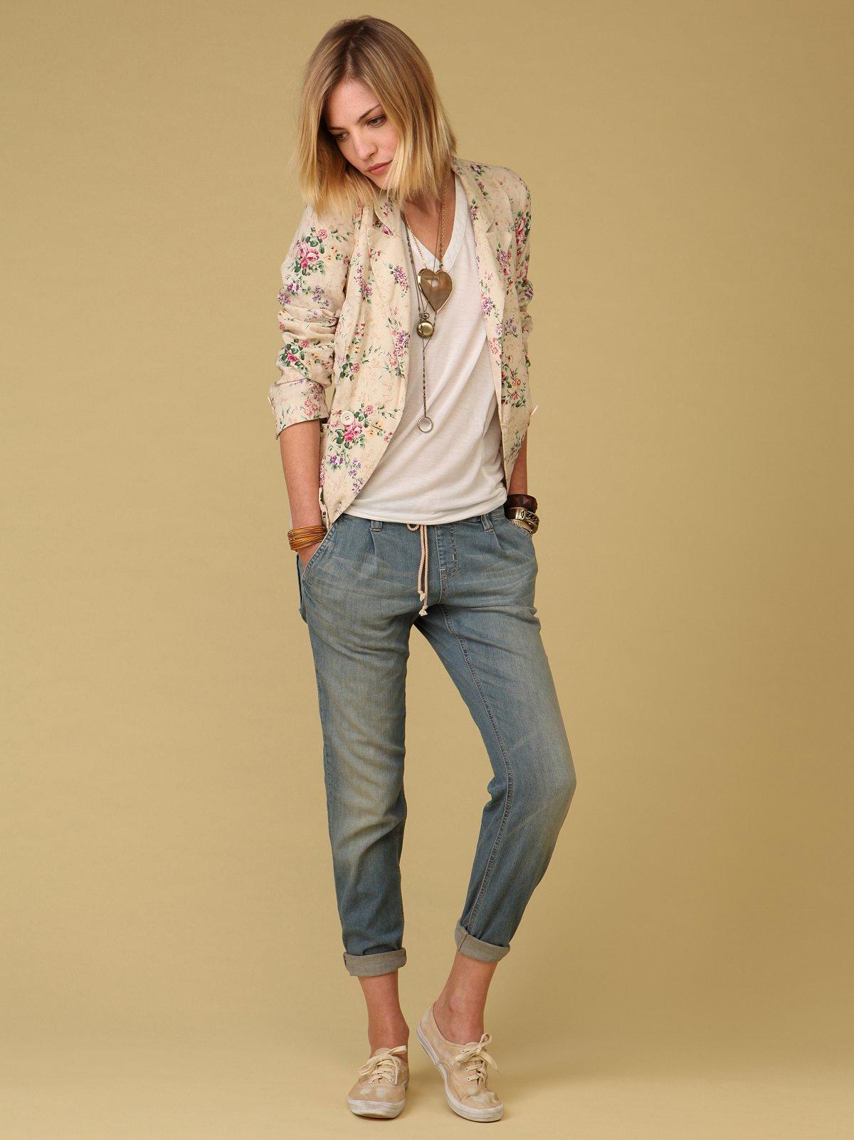 FP Knit Waistband Jean