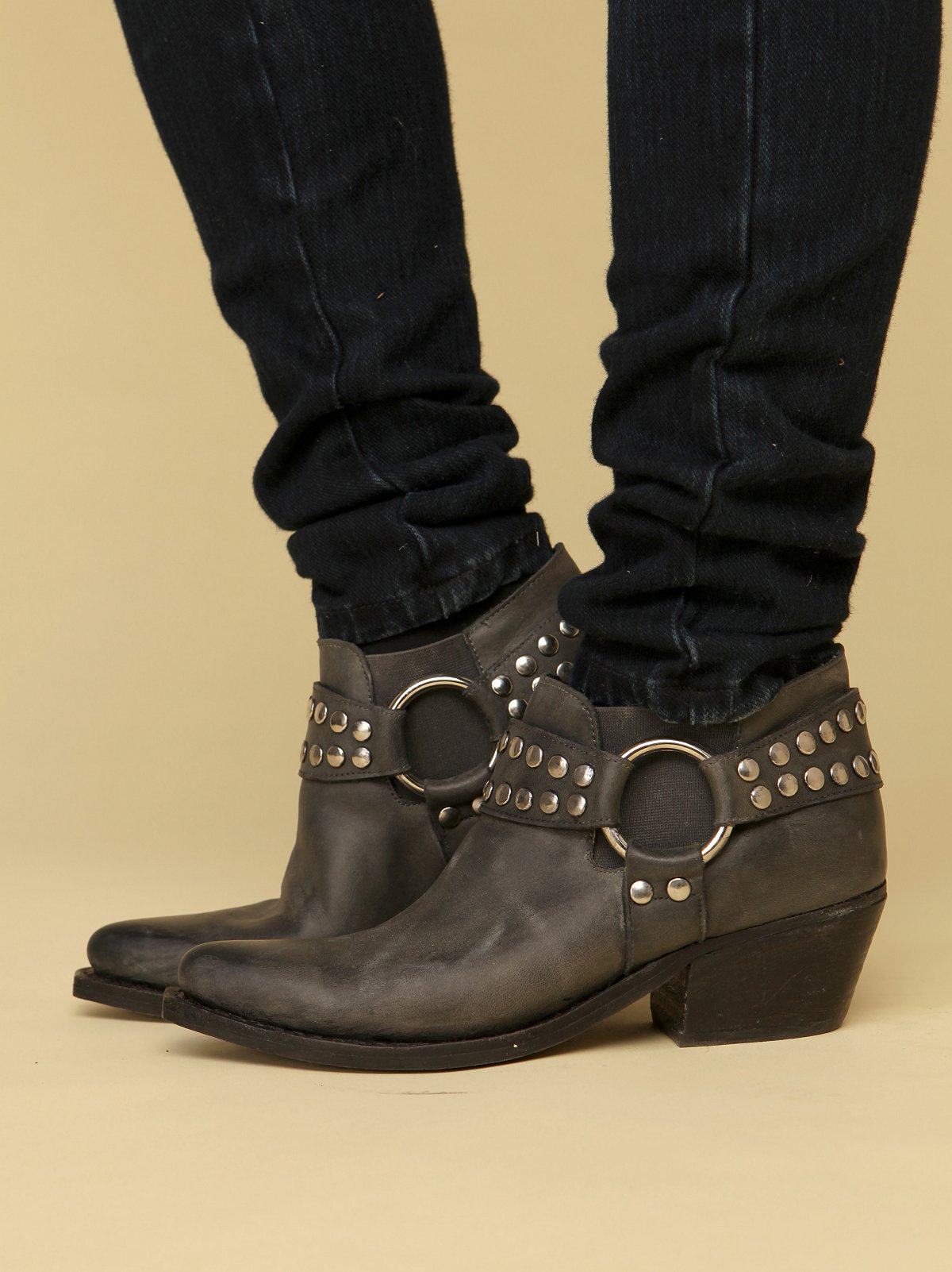 Harness Rider Boot