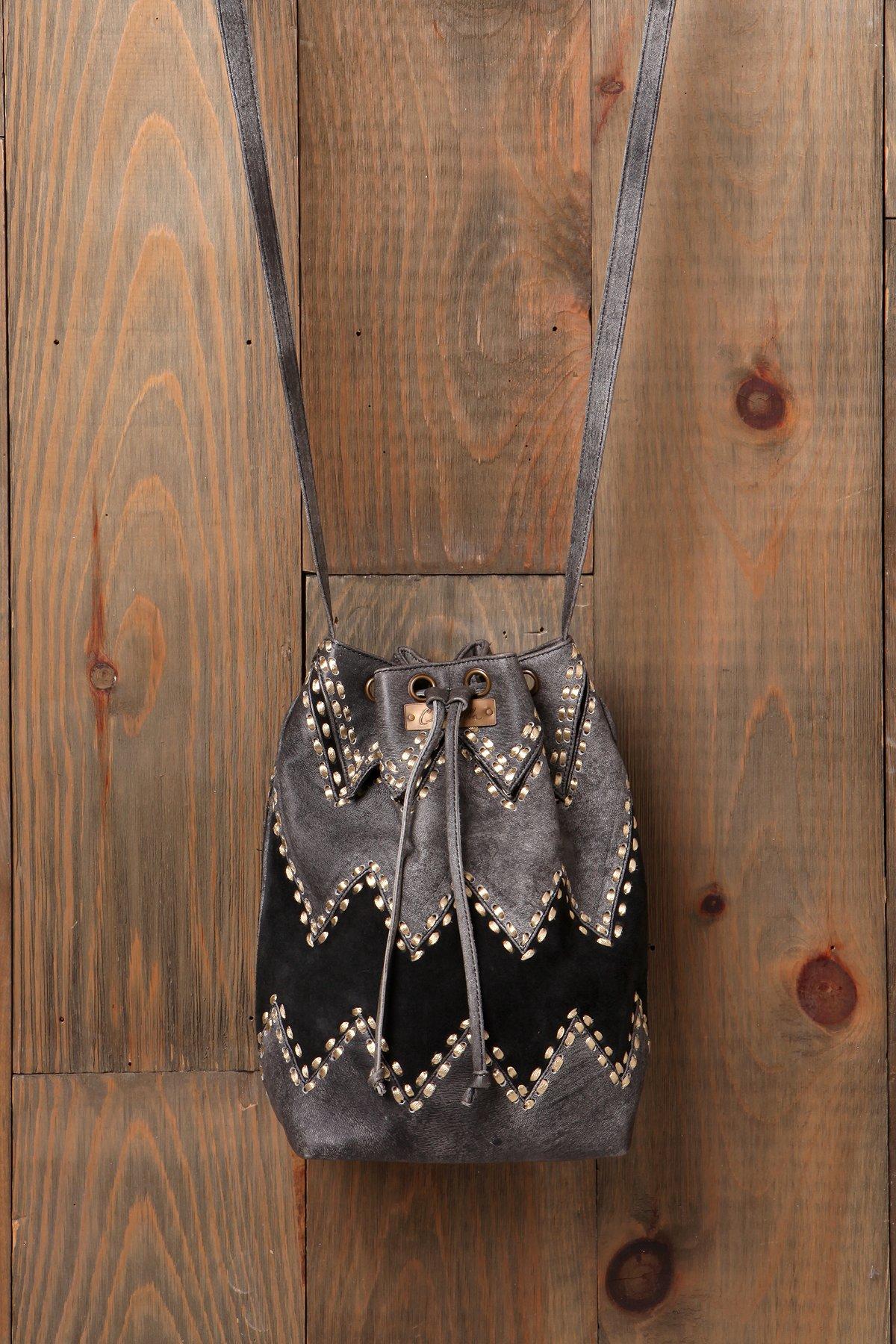Petals Bucket Bag