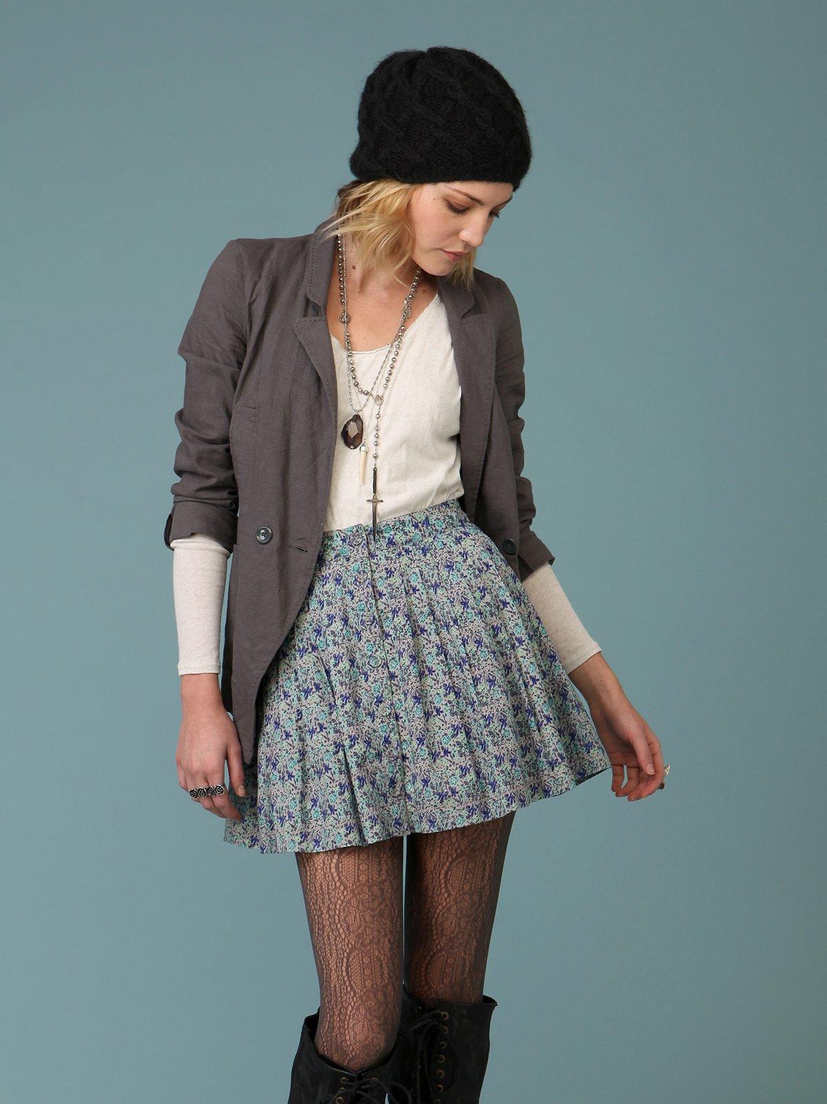 Henna Circle Skirt